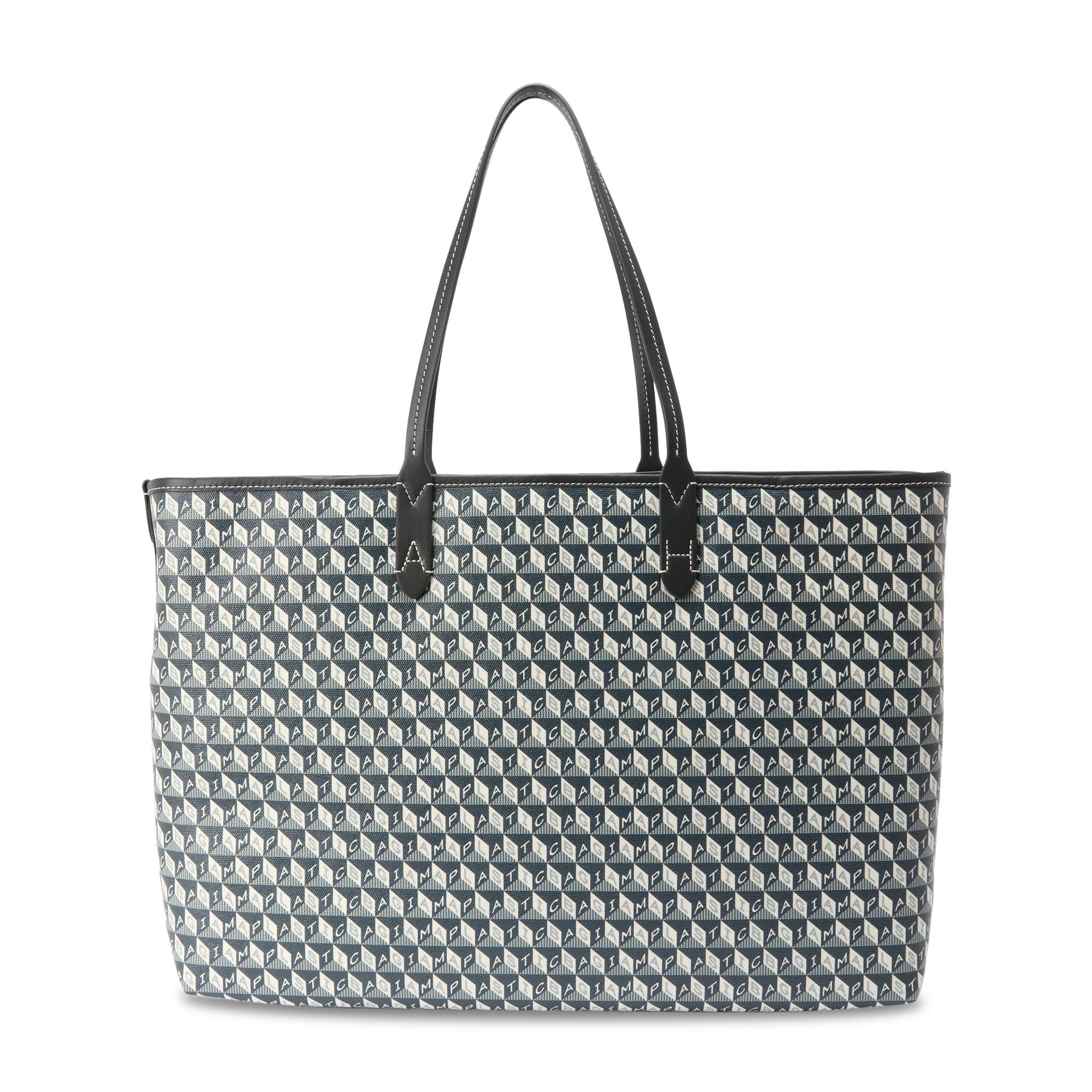 I Am A Plastic Bag tote bag
