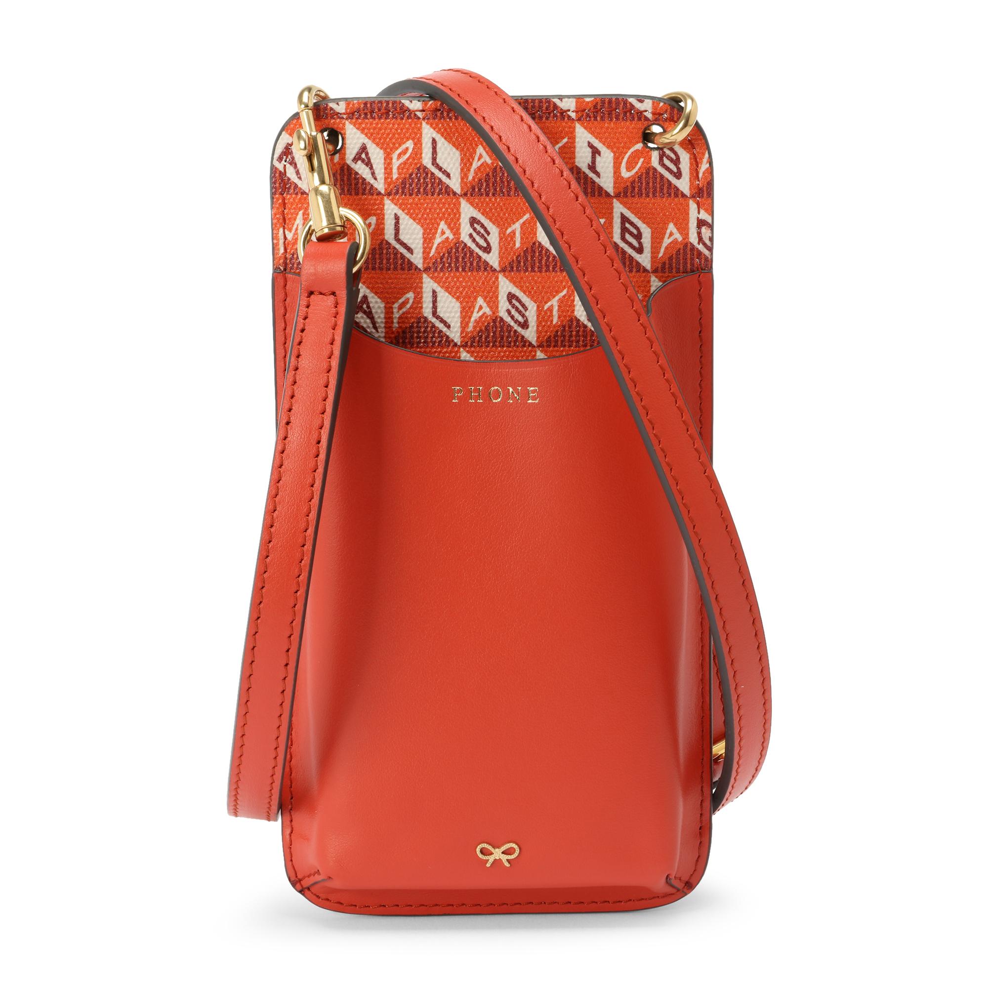I Am A Plastic Bag phone pouch