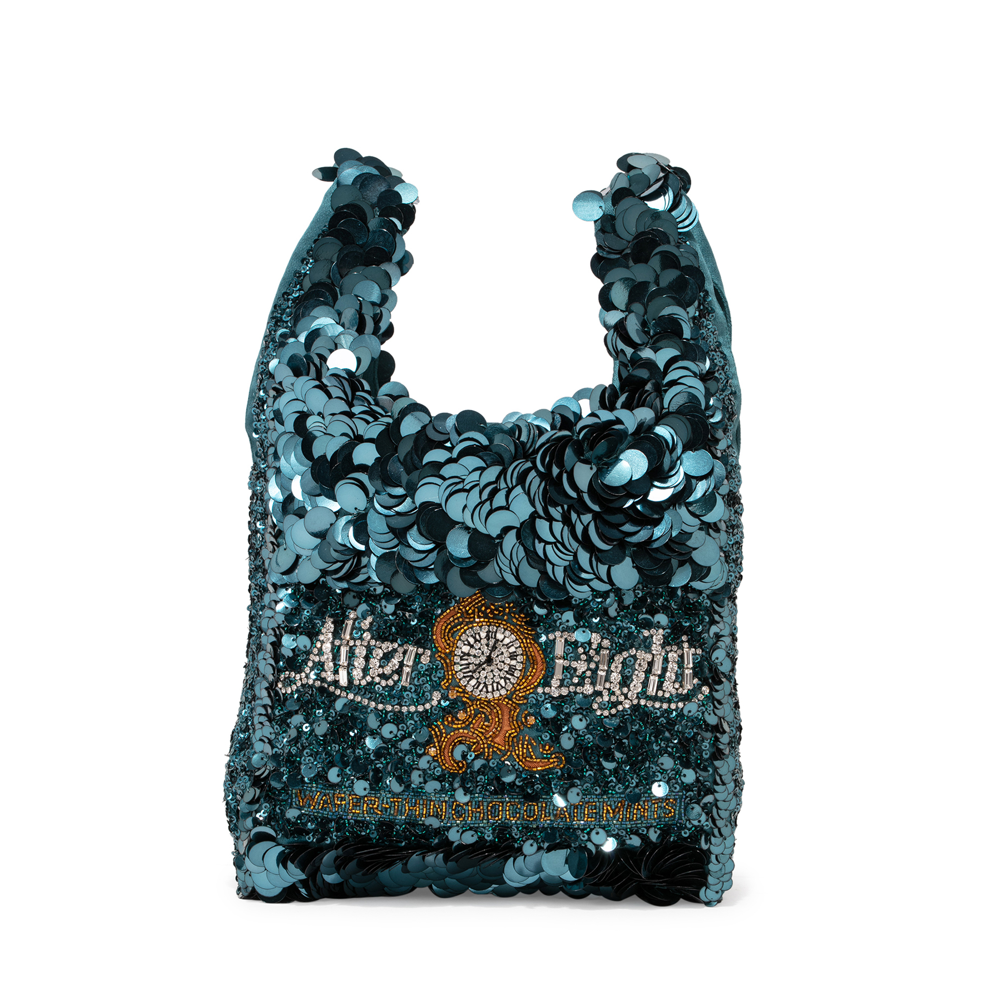 After Eight mini tote bag