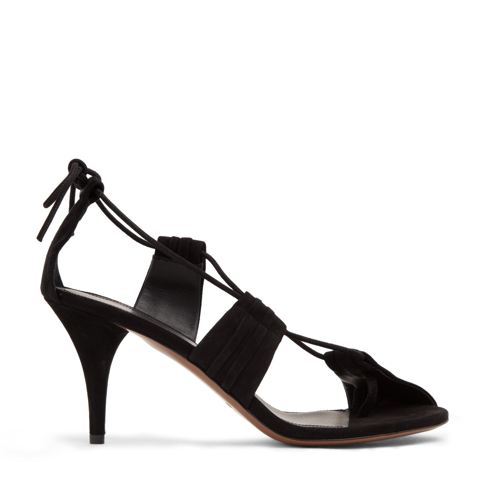 Giena suede sandals