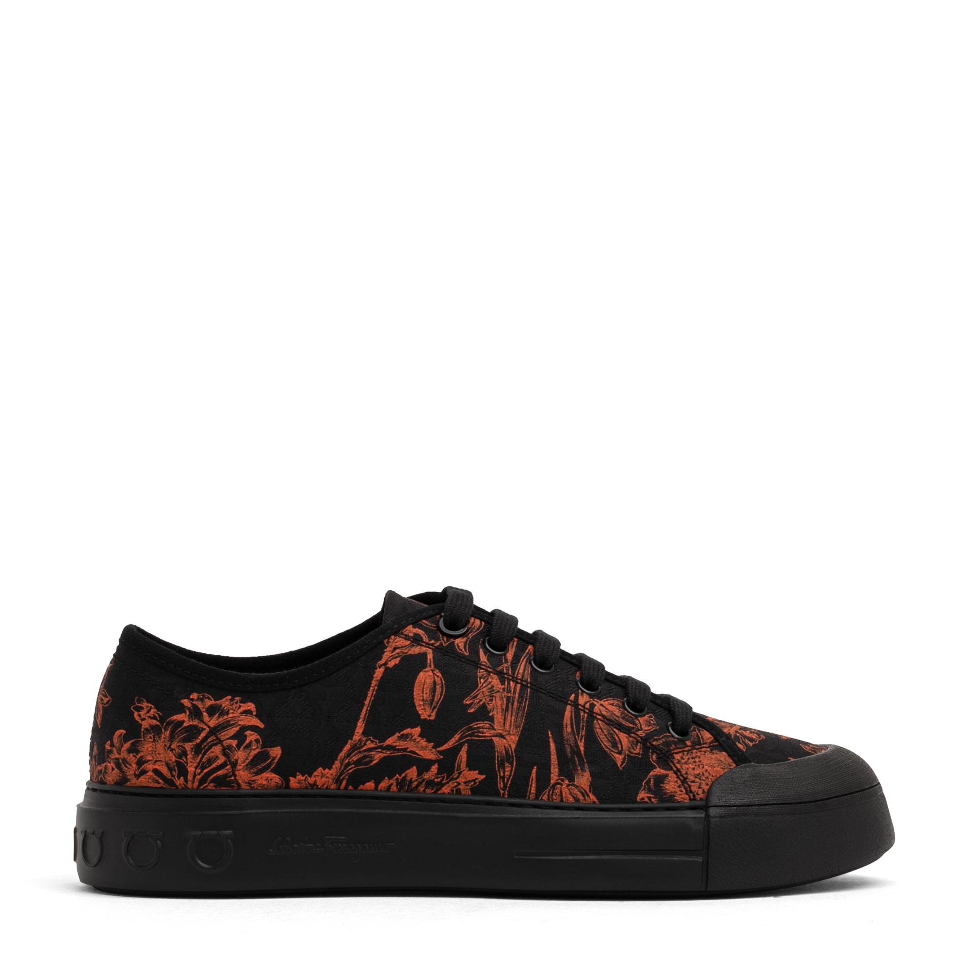 Rebel printed sneakers
