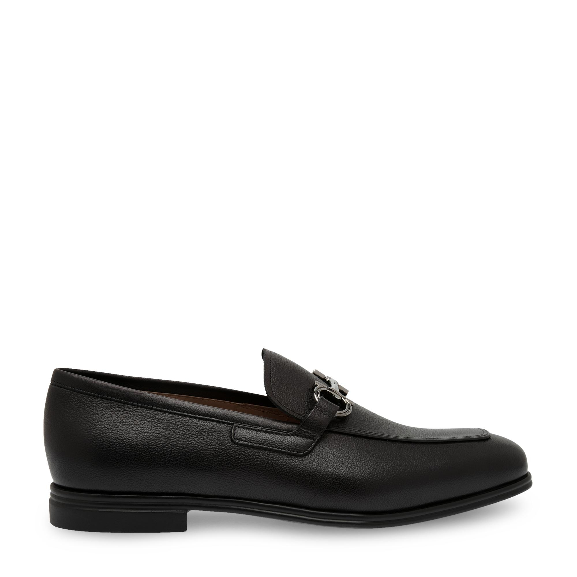 Gancini moccasin loafers