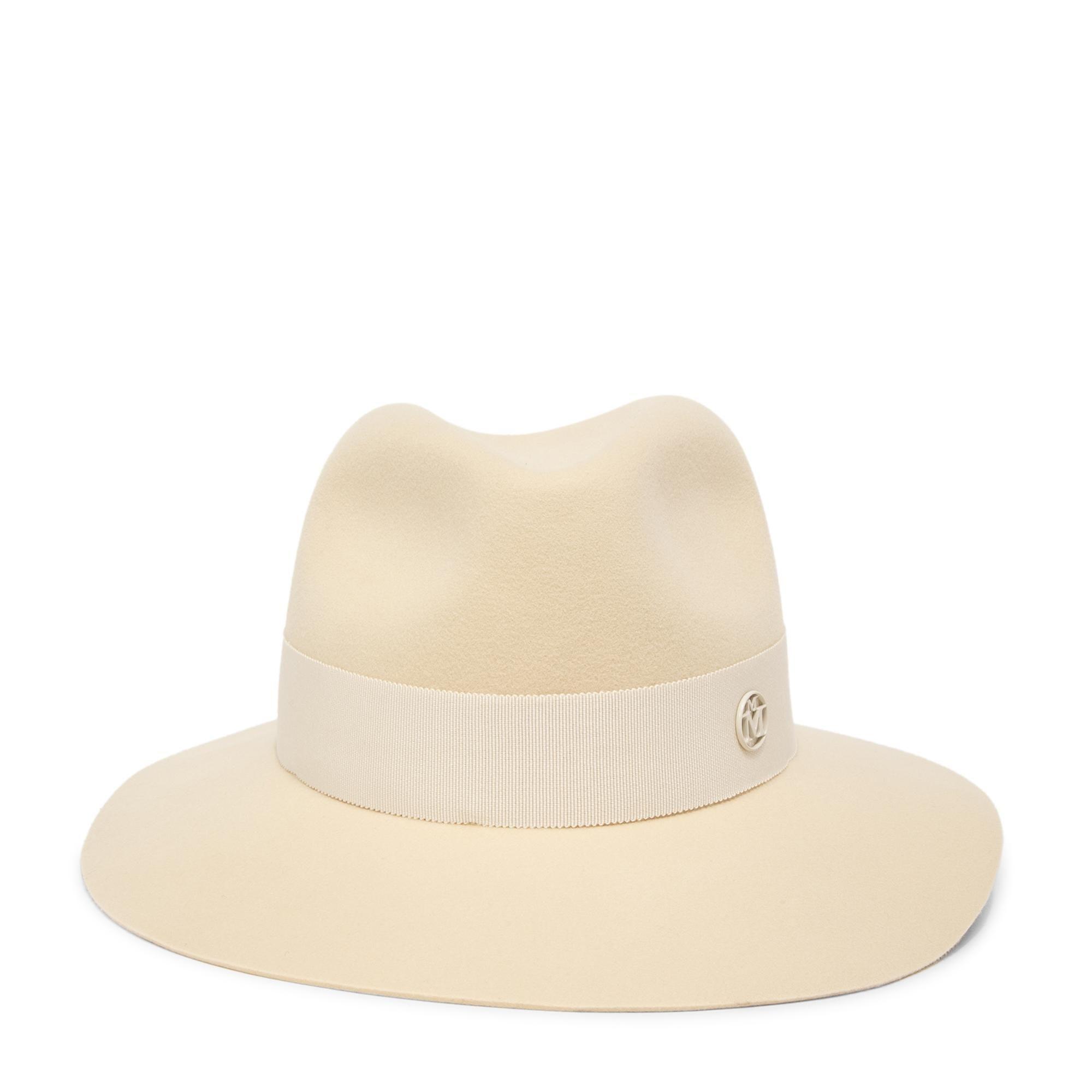 Henrietta wool felt hat
