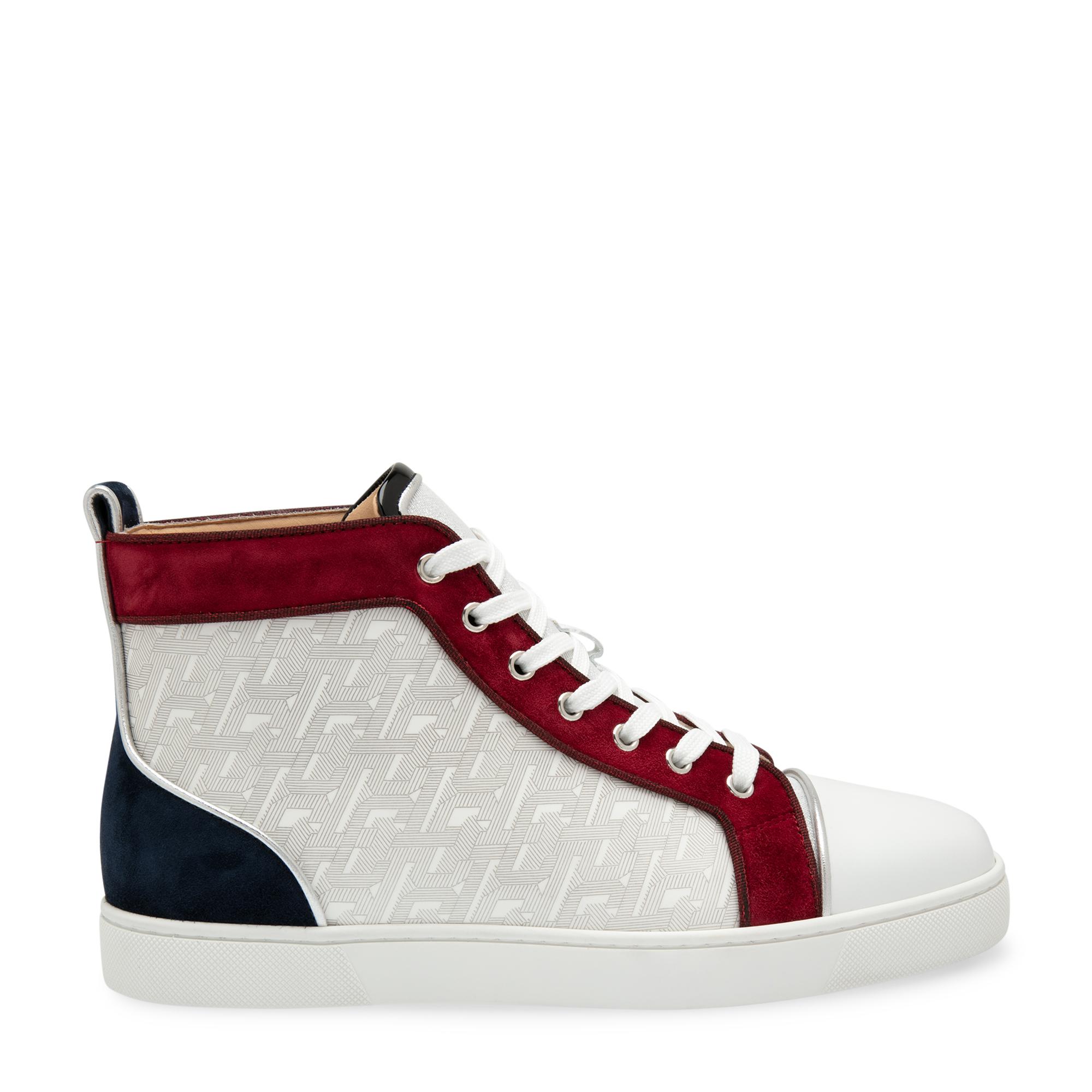 Louis Orlato high-top sneakers
