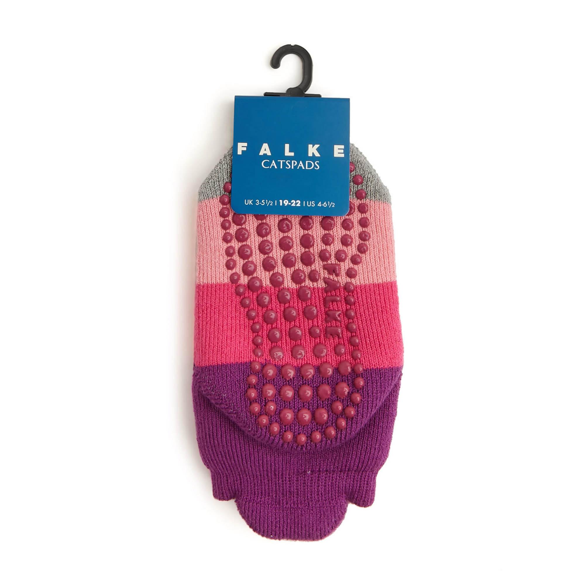 Colour Block kids non-slip socks
