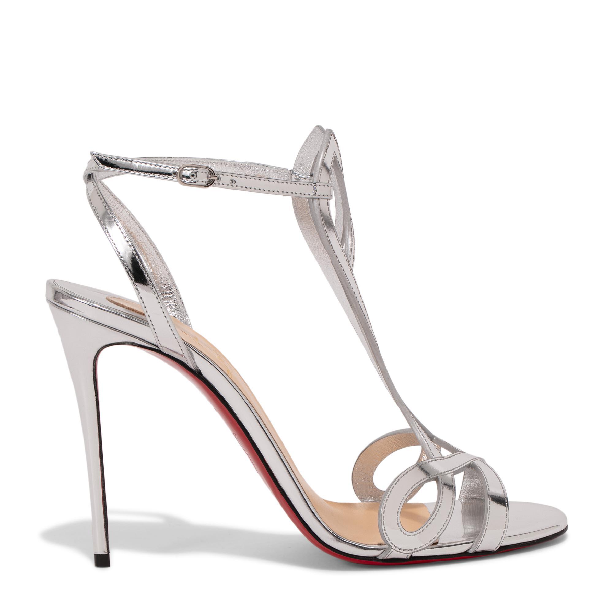 Double L 100 sandals