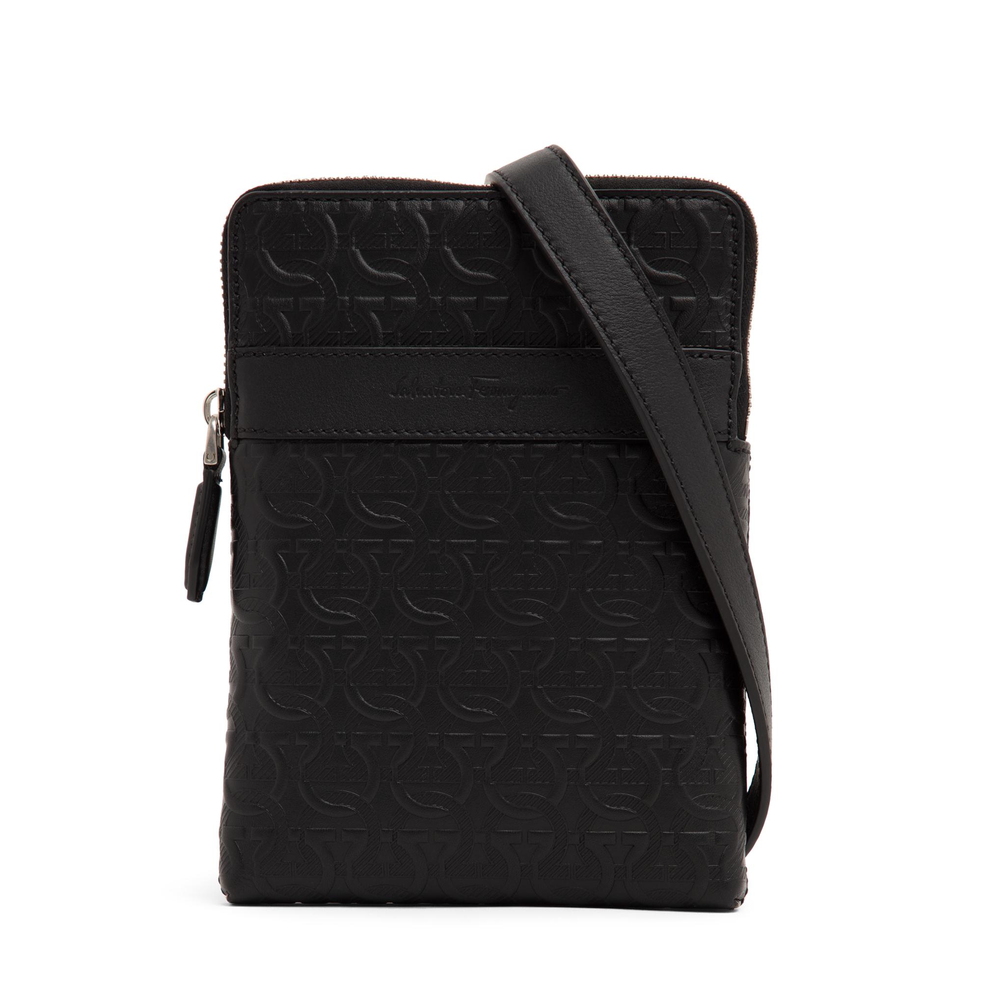 Gancini messenger bag