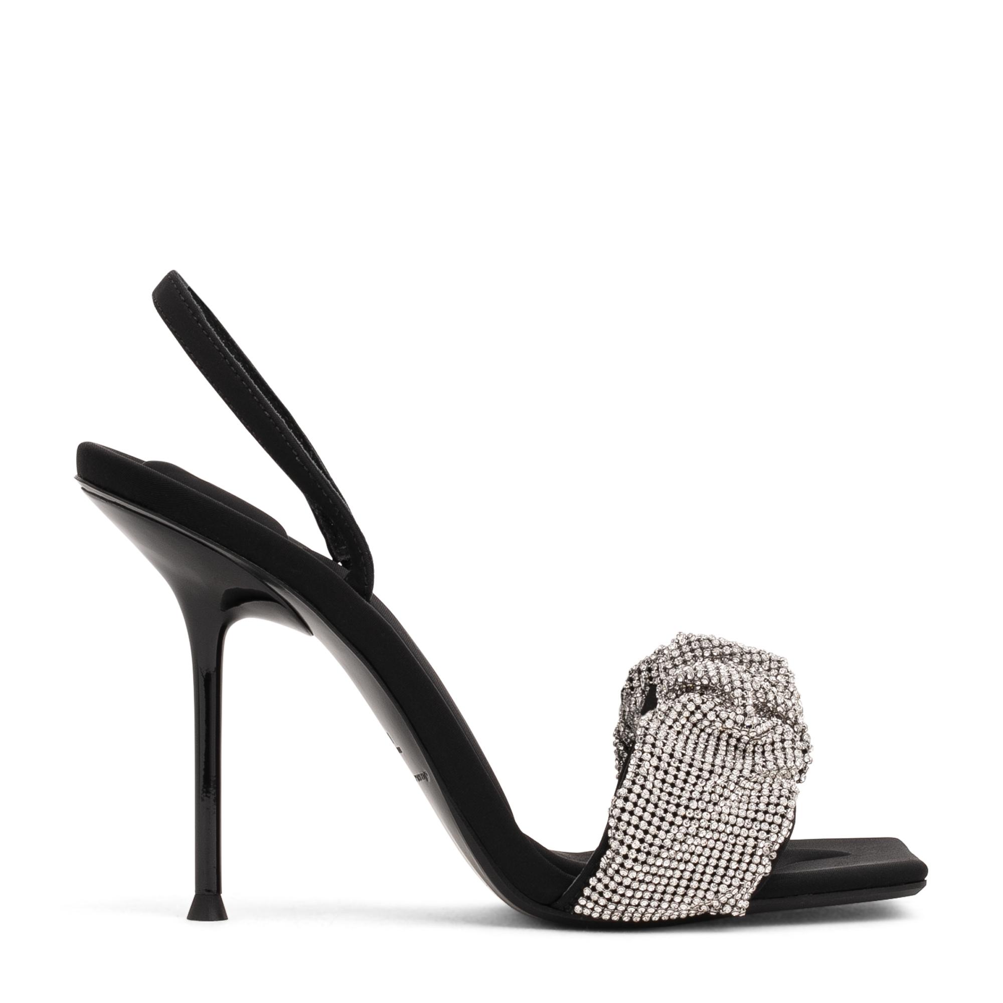 Julie Scrunchie sandals