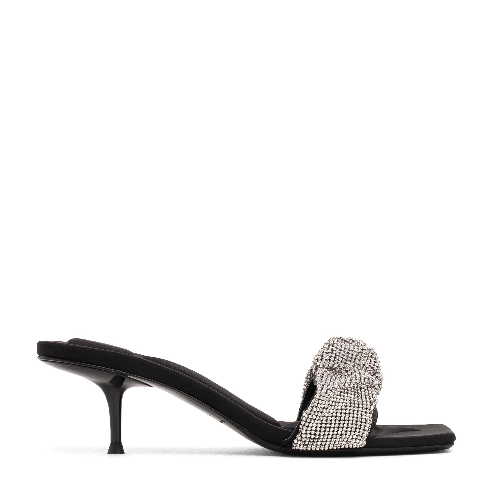 Jessie Scrunchie sandals
