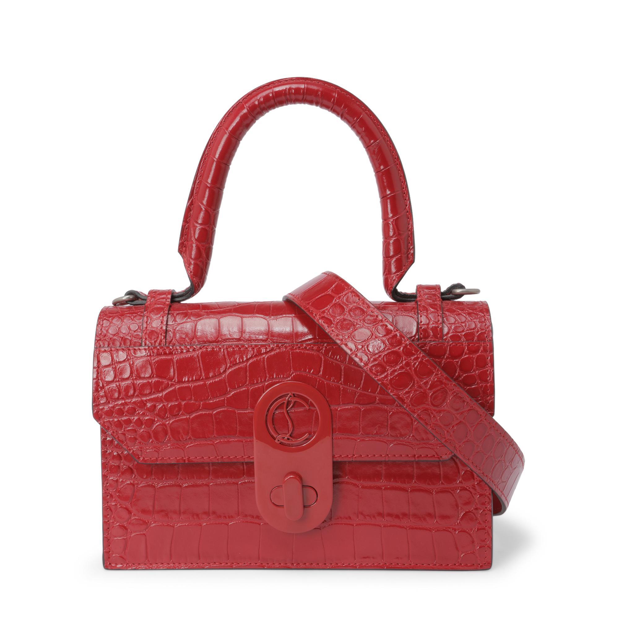 Elisa small top-handle bag
