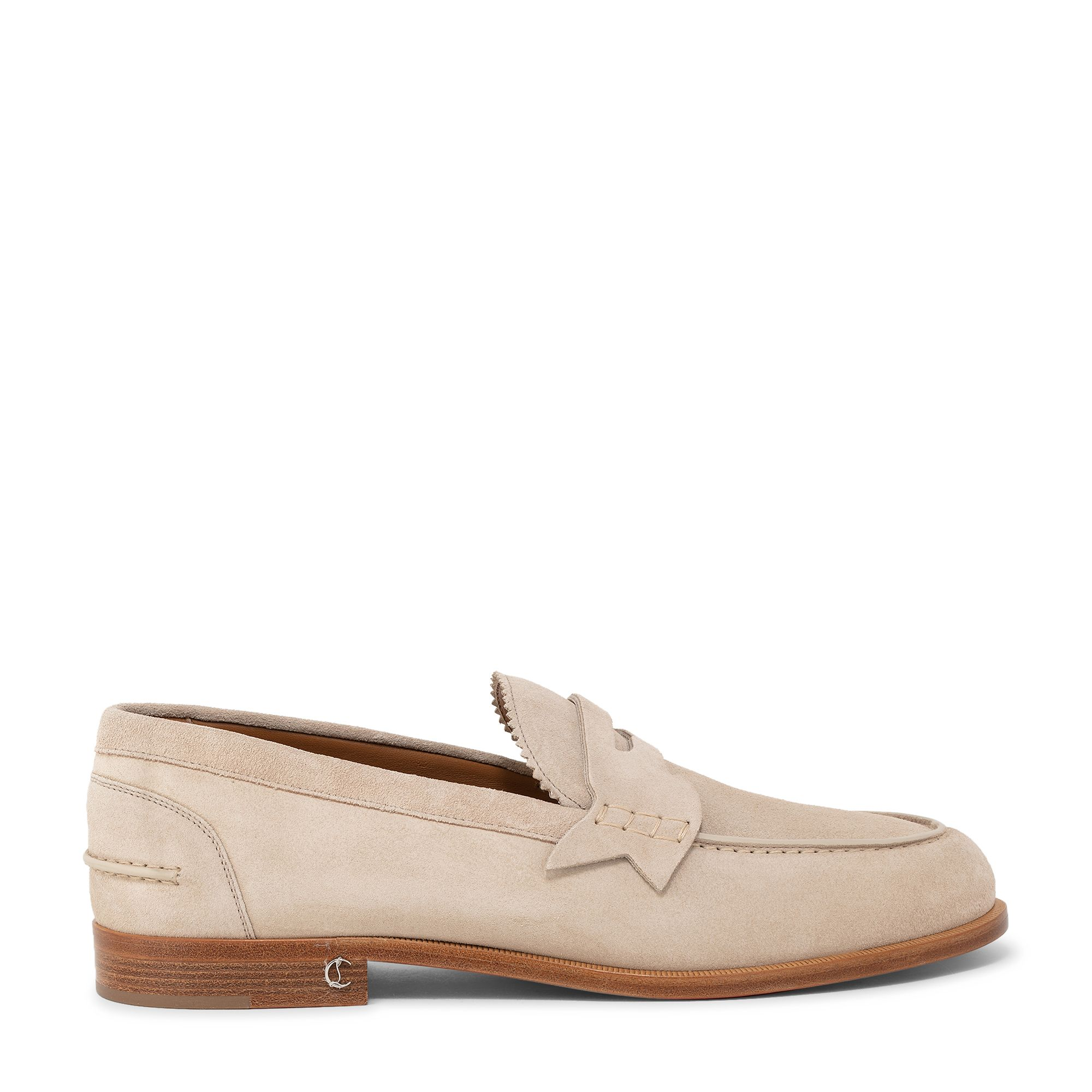 No Penny Flat moccasin loafers