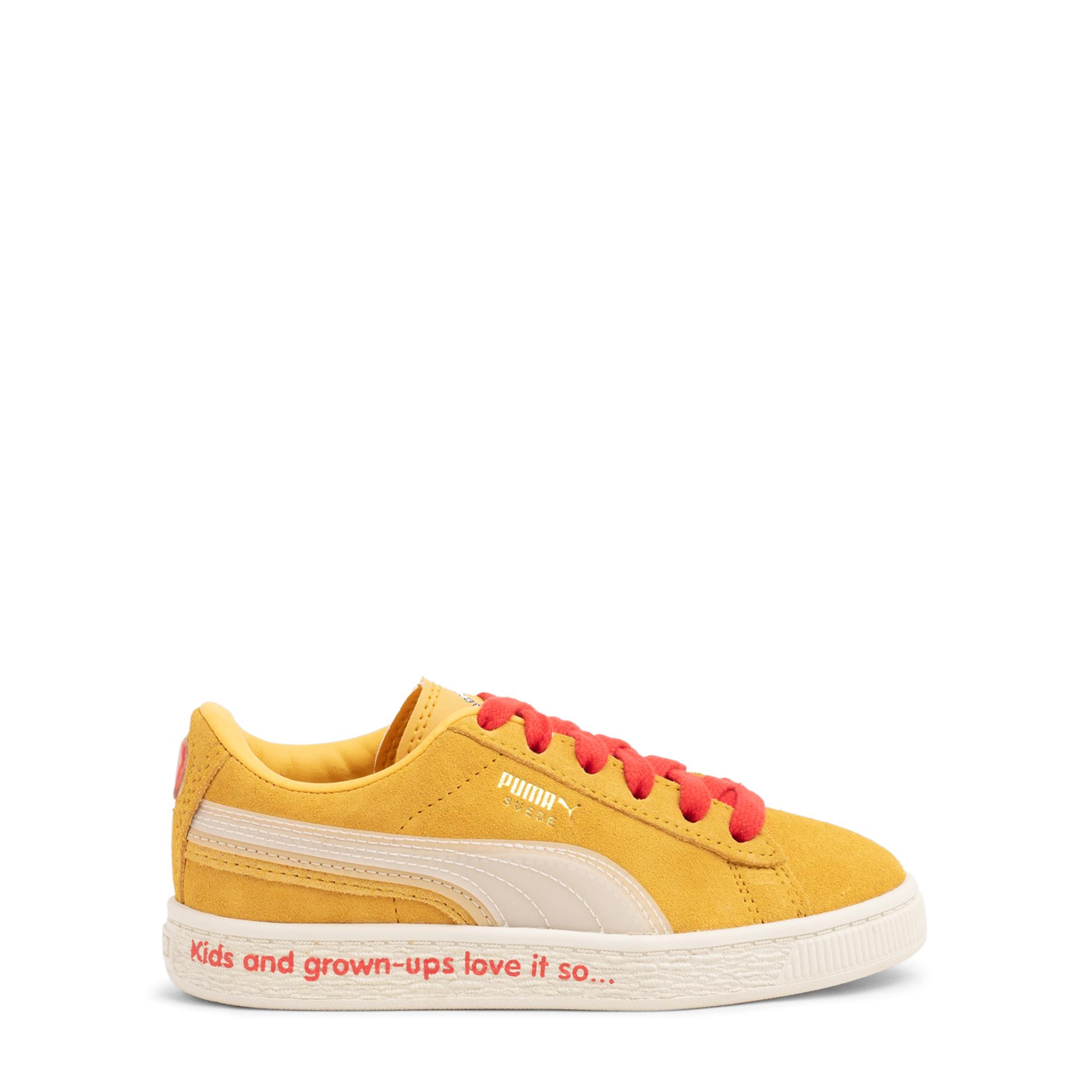 x Haribo Suede Triplex sneakers