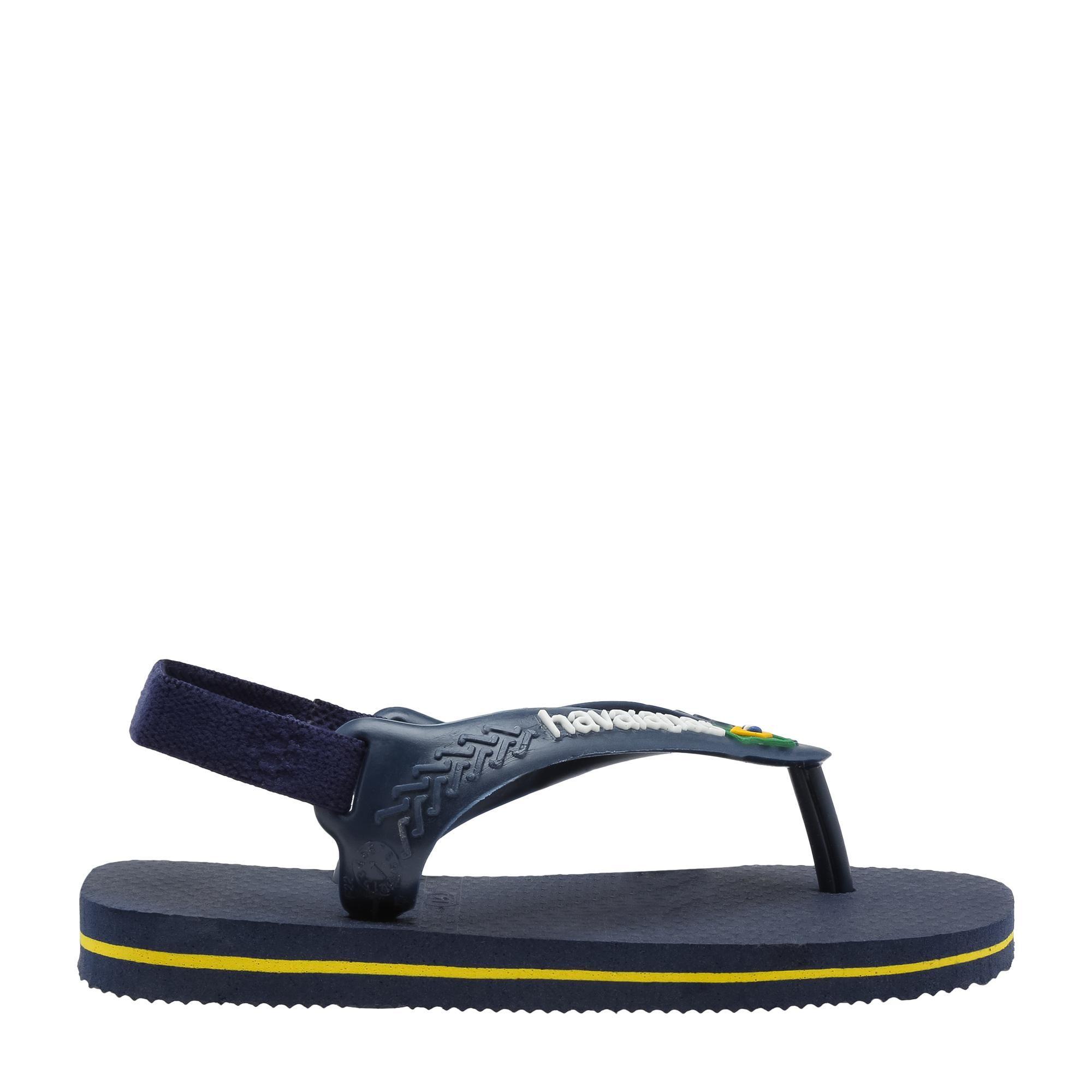 Baby Brasil flip flops