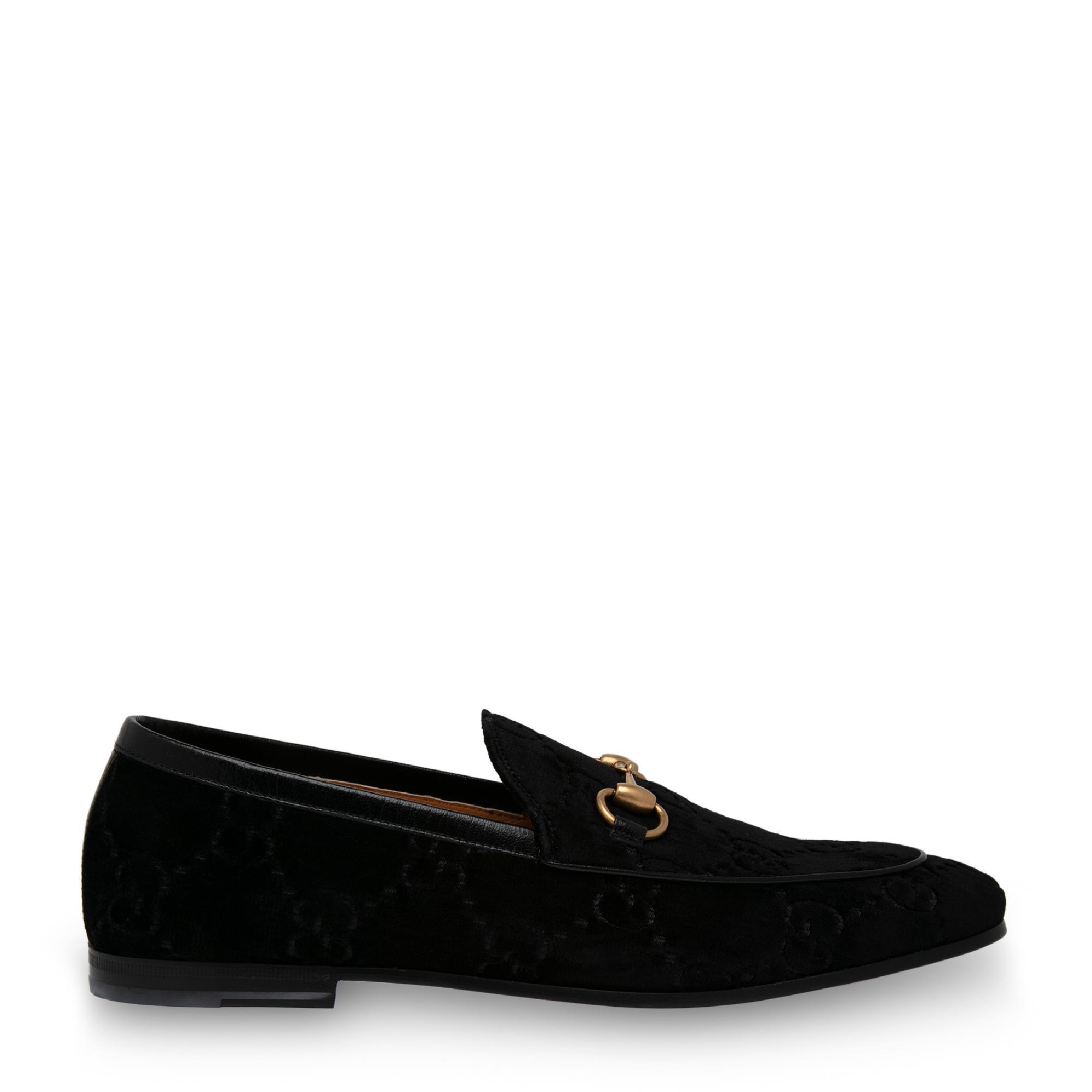Jordaan GG velvet loafers