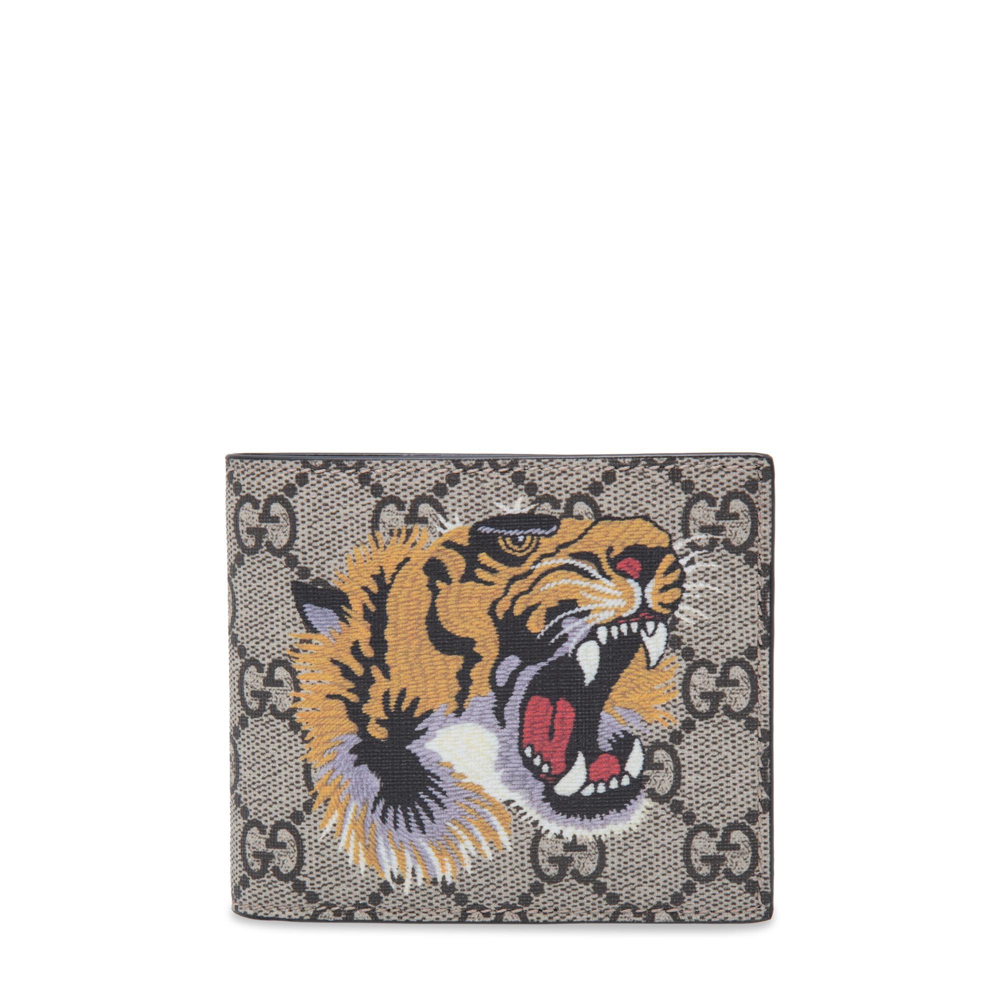 Tiger GG Supreme wallet