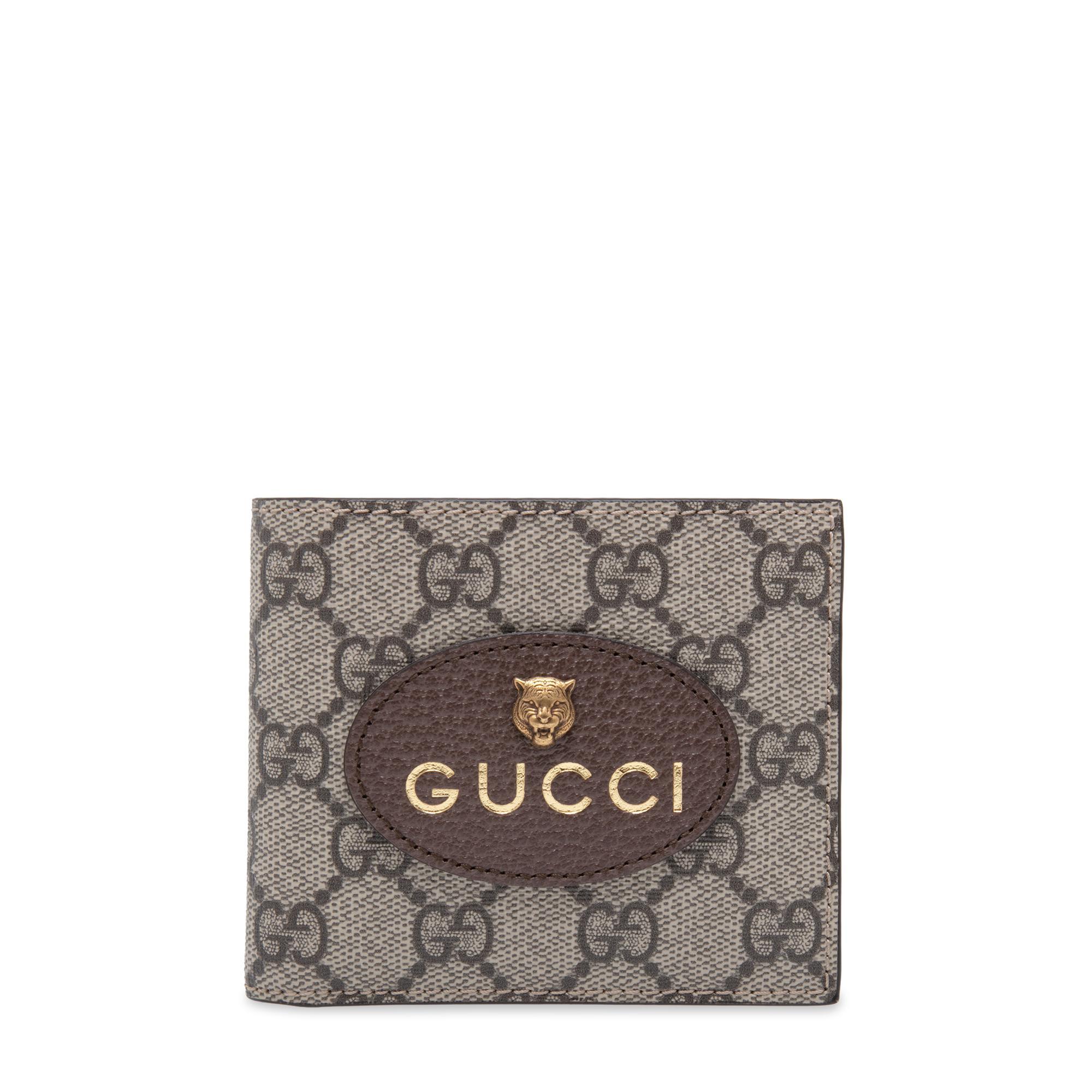 Neo-Vintage GG Supreme wallet