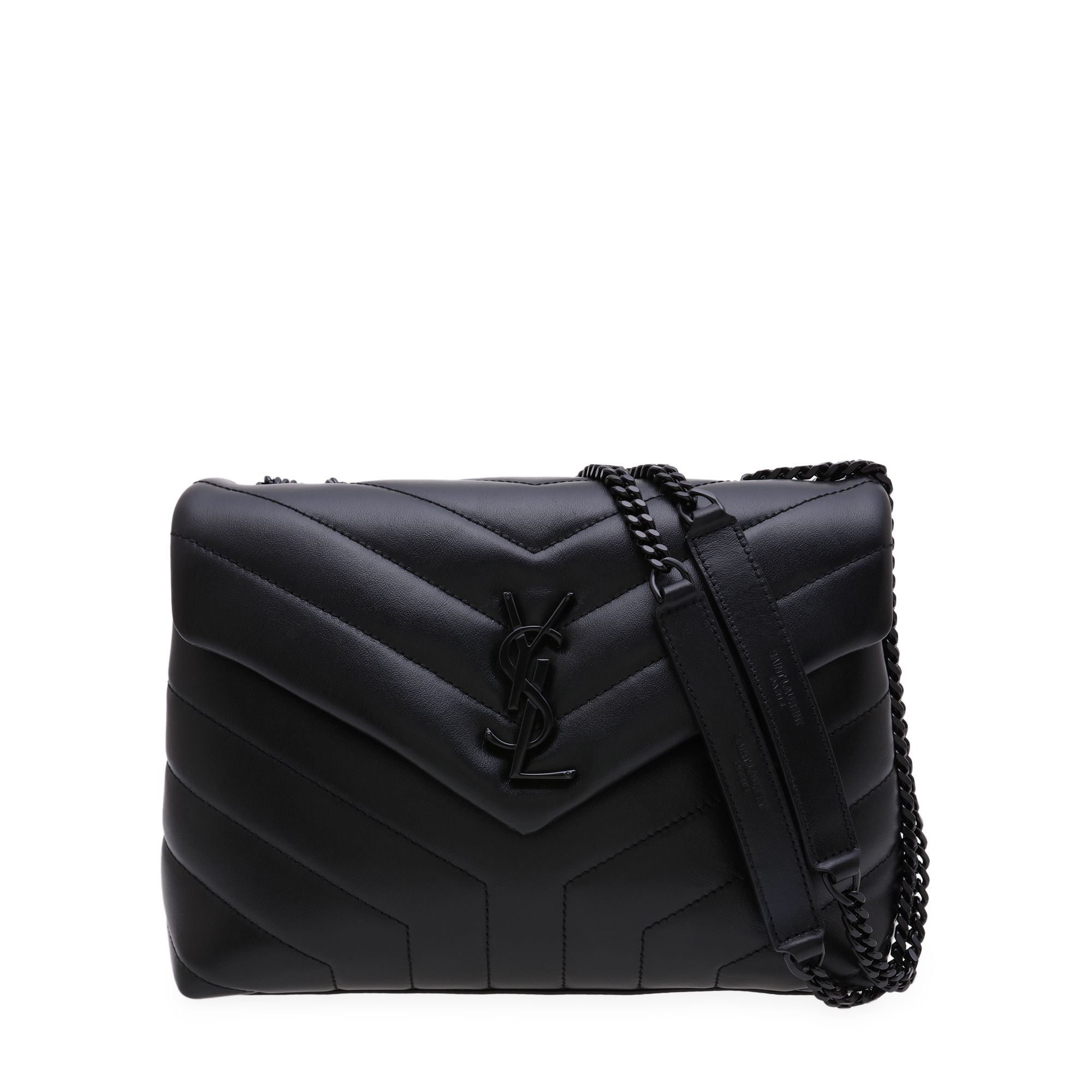 Loulou leather bag