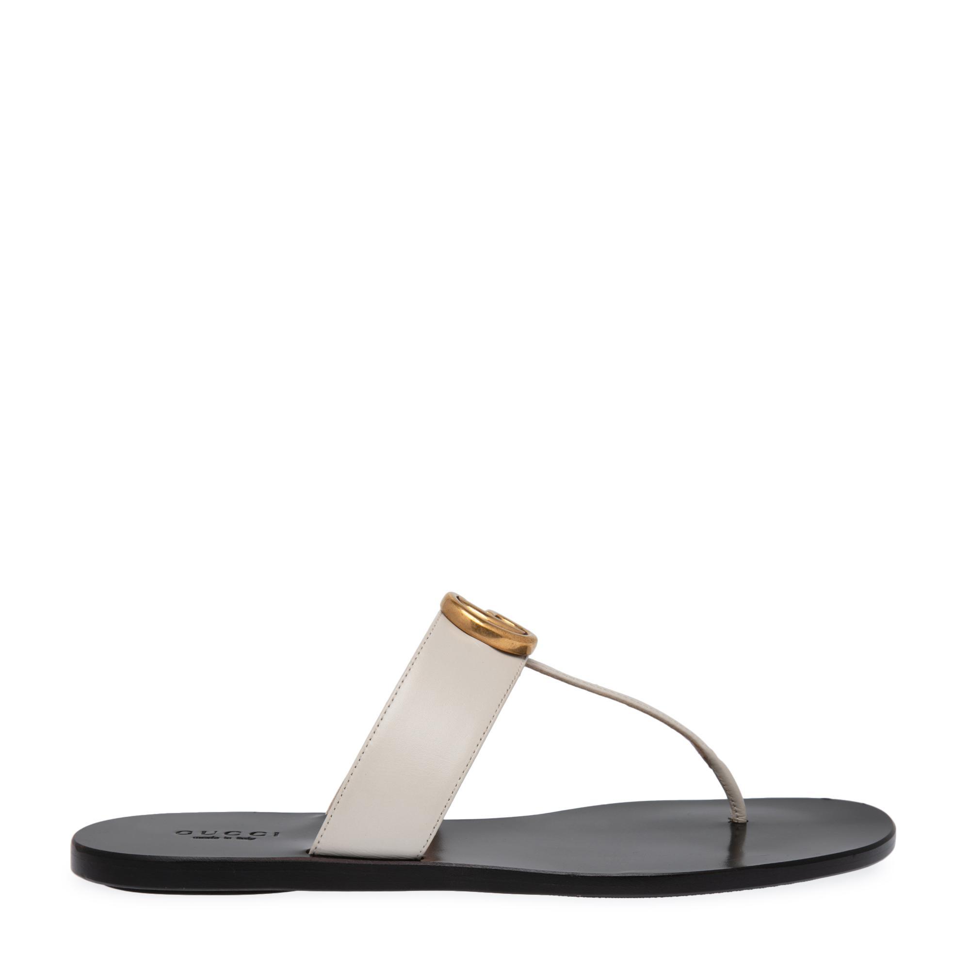 Marmont flat sandals