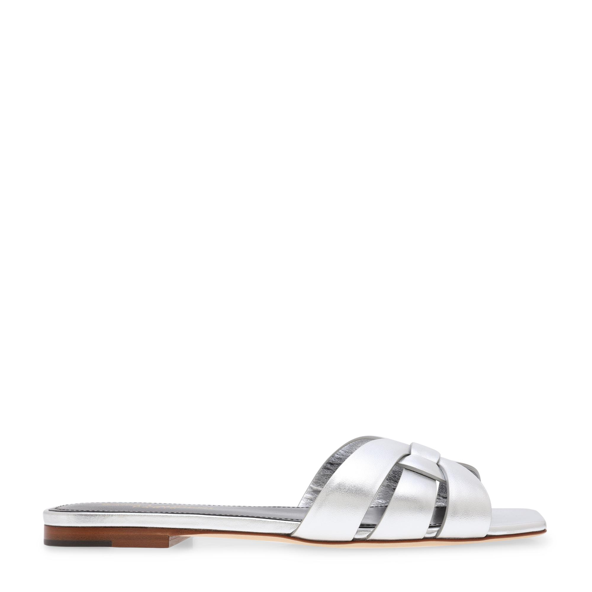 Tribute flat sandals