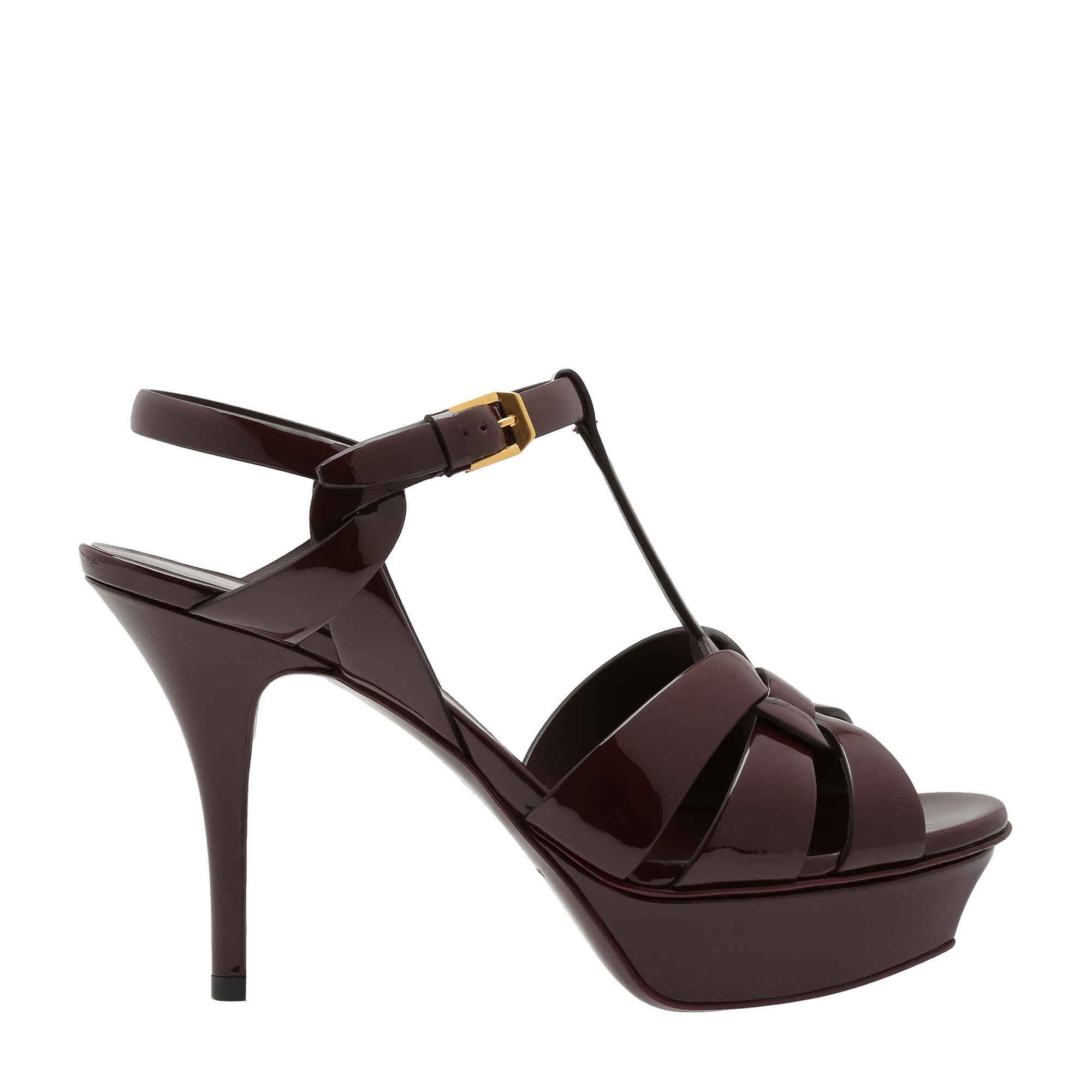 Tribute leather sandals