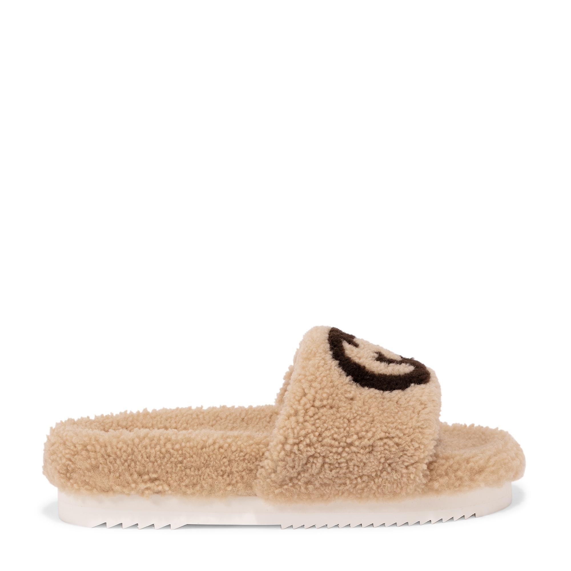 Interlocking G slide sandals