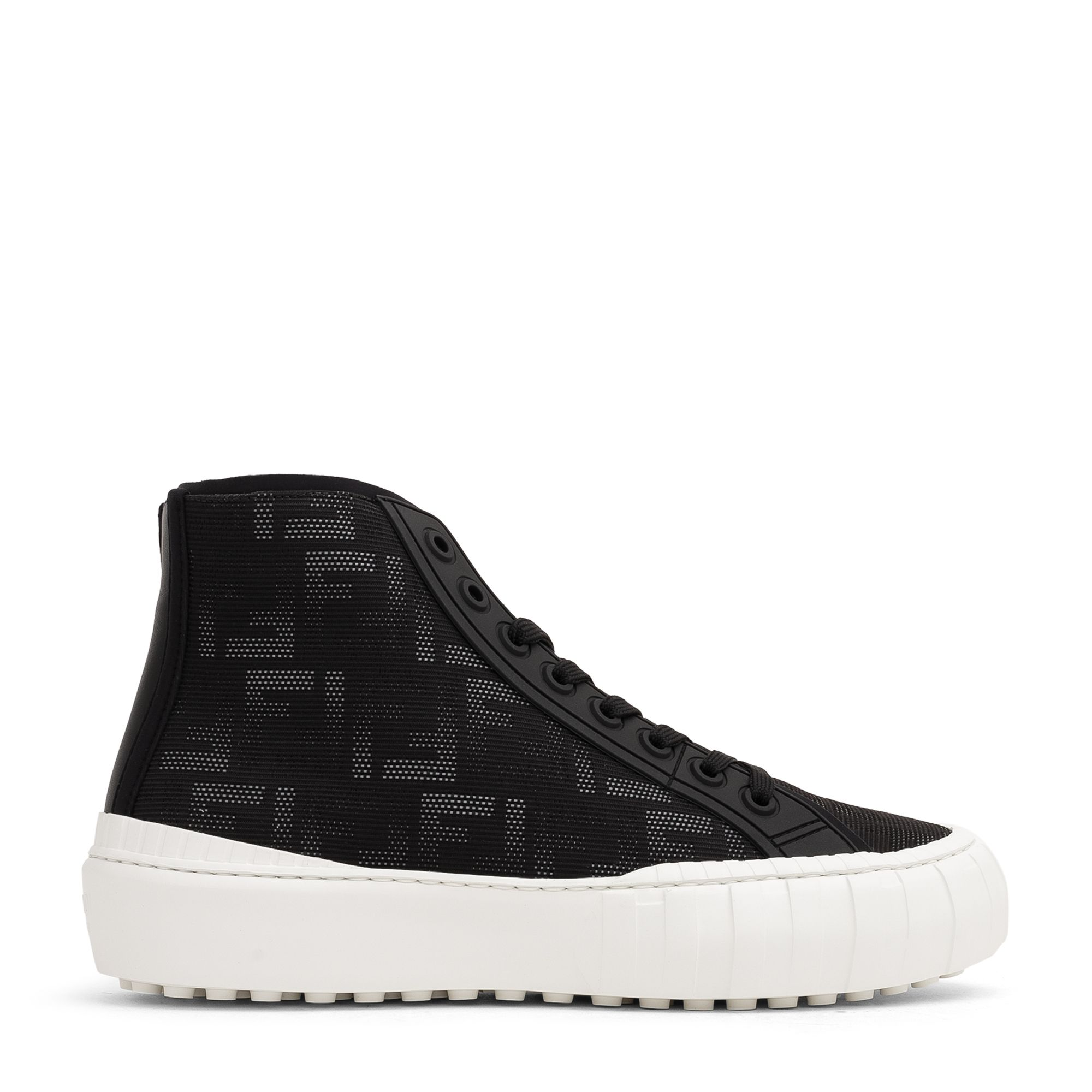 FF Flash high-top sneakers