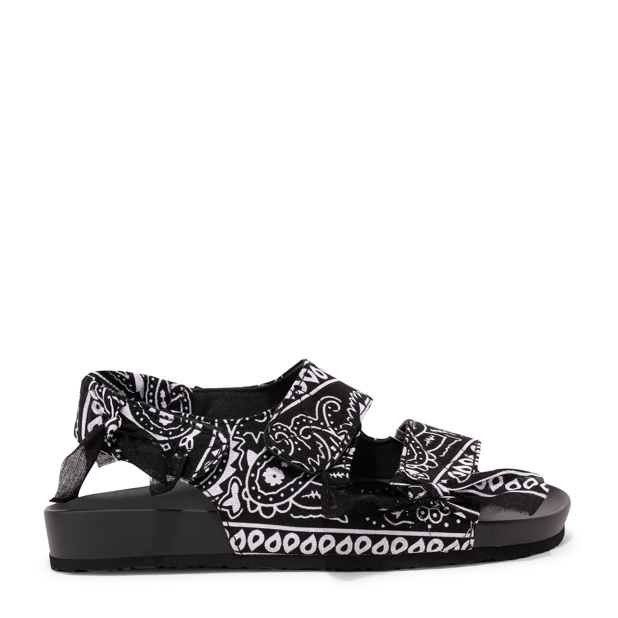 Apache sandals