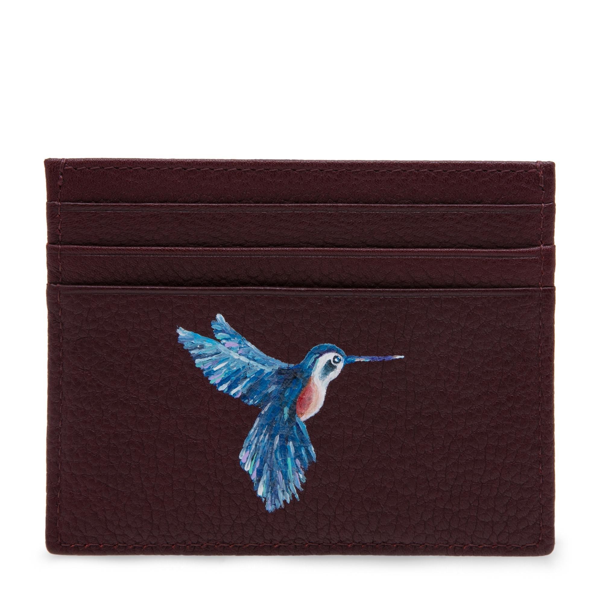 Amalfi bird card holder