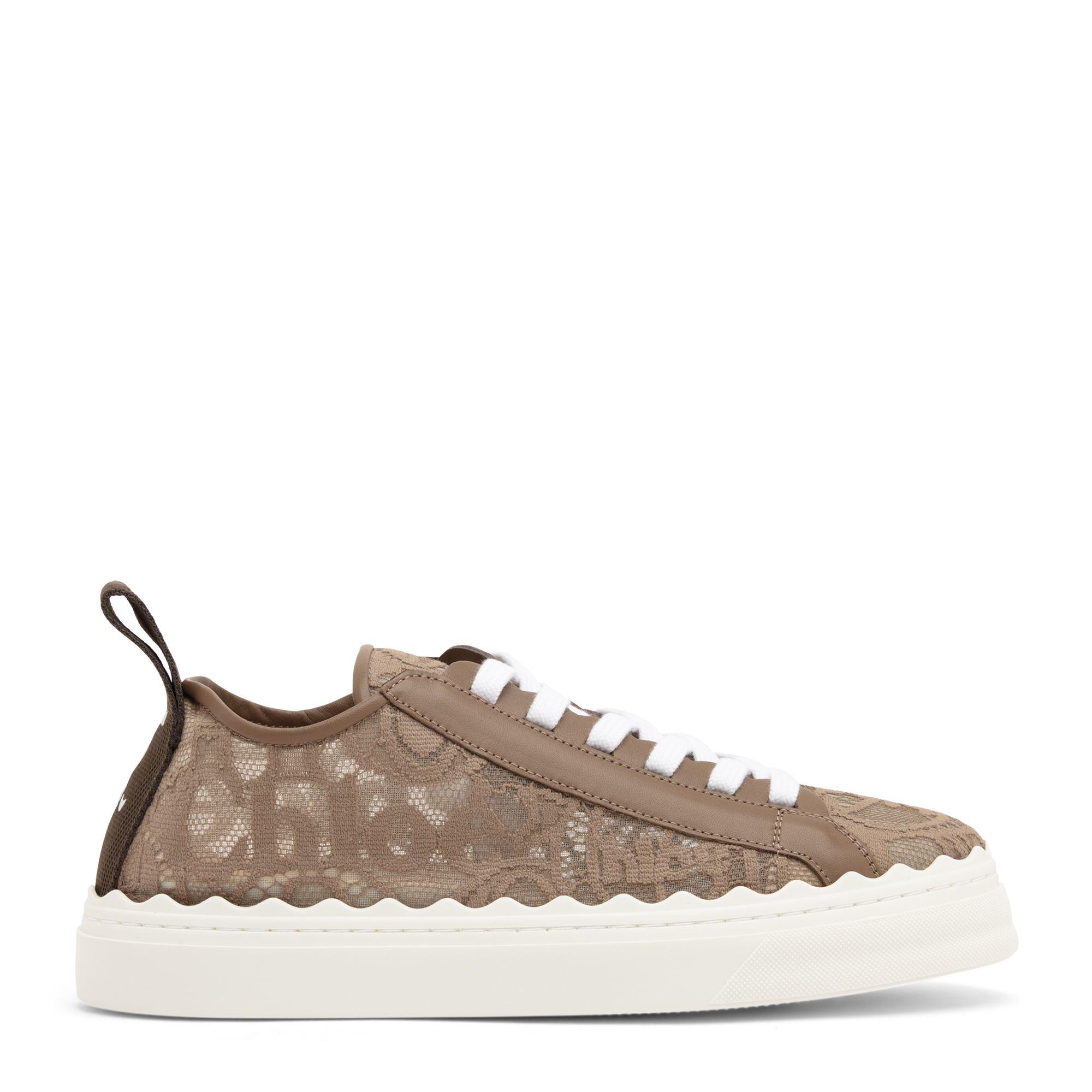 Lauren lace sneakers