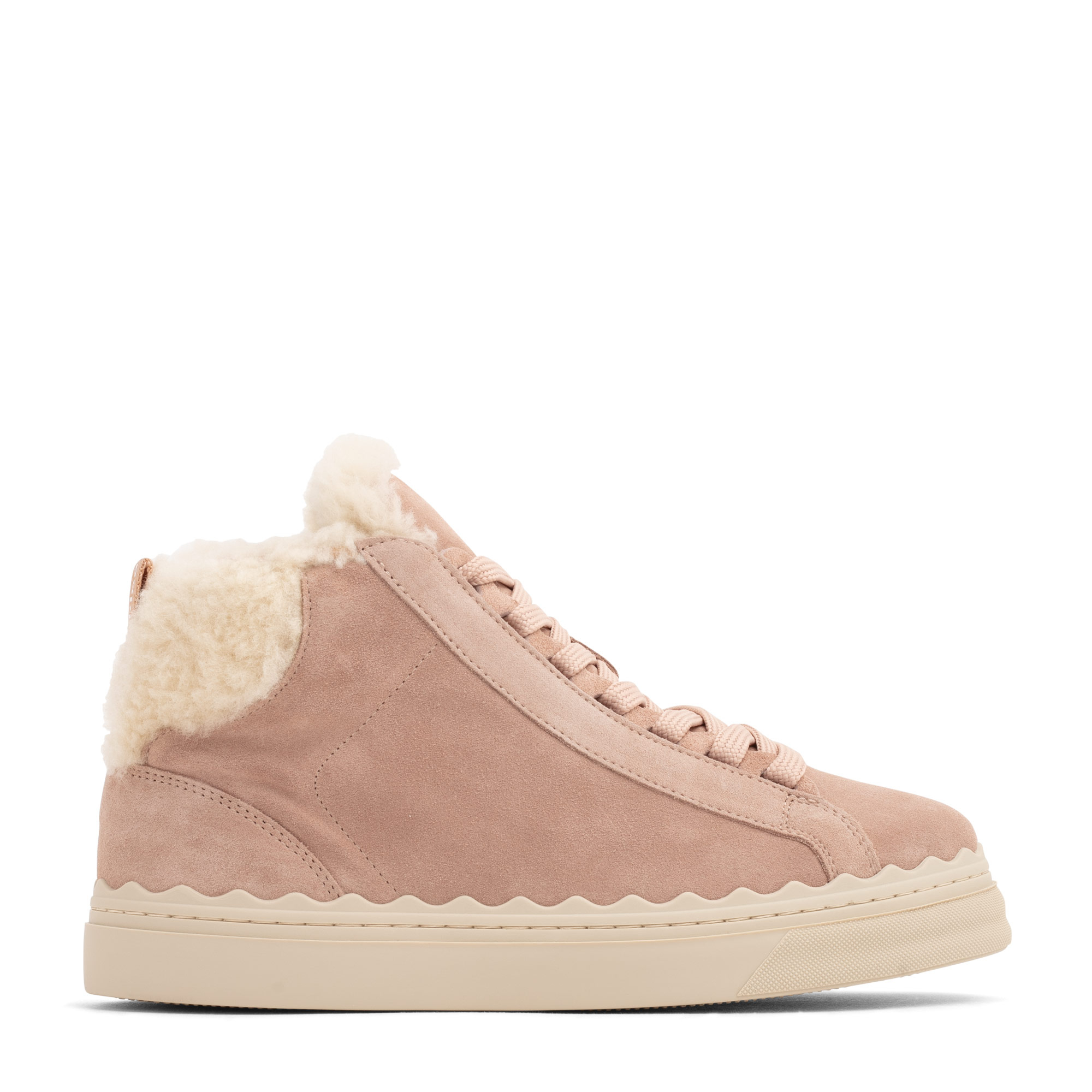 Lauren high-top sneakers