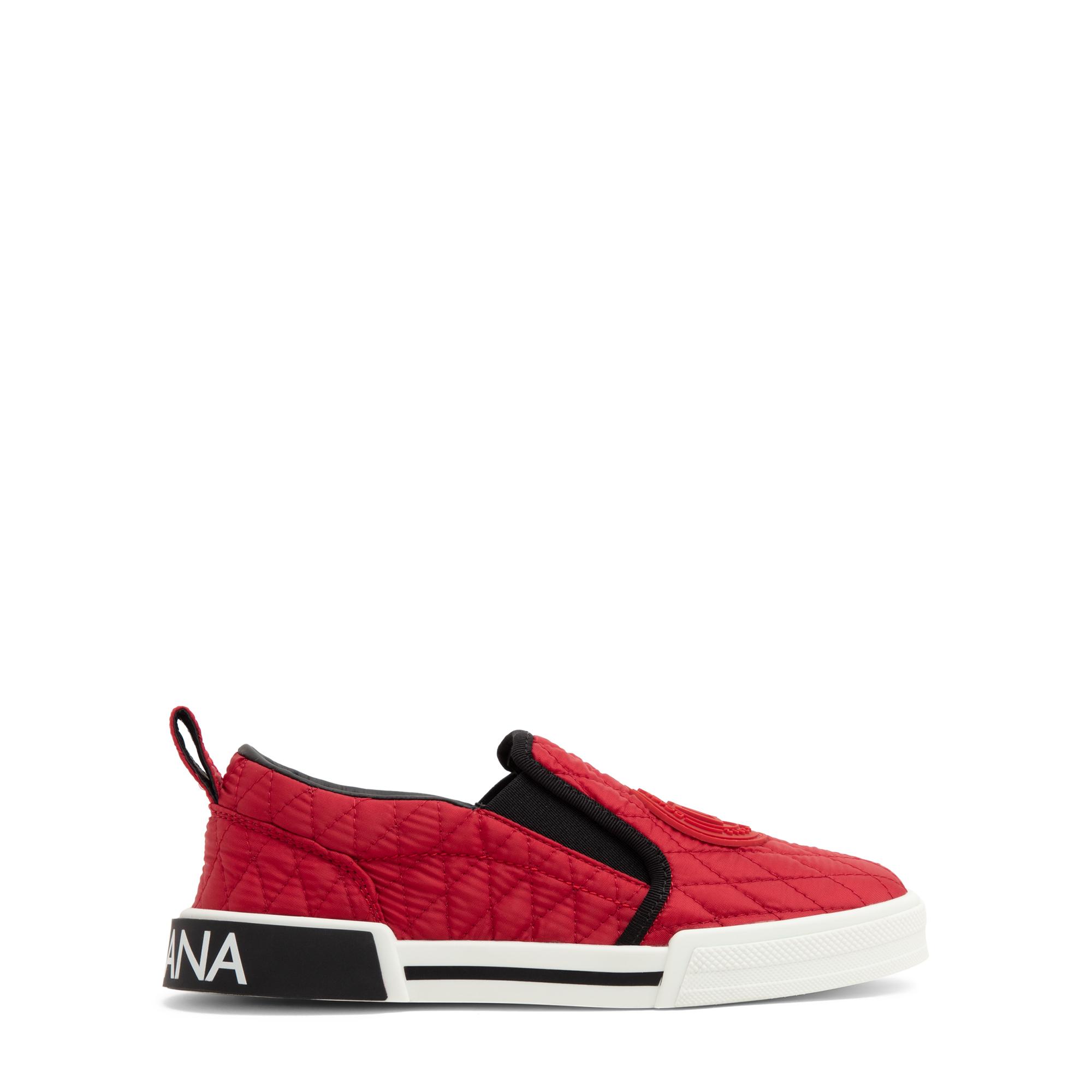Nylon Portofino sneakers