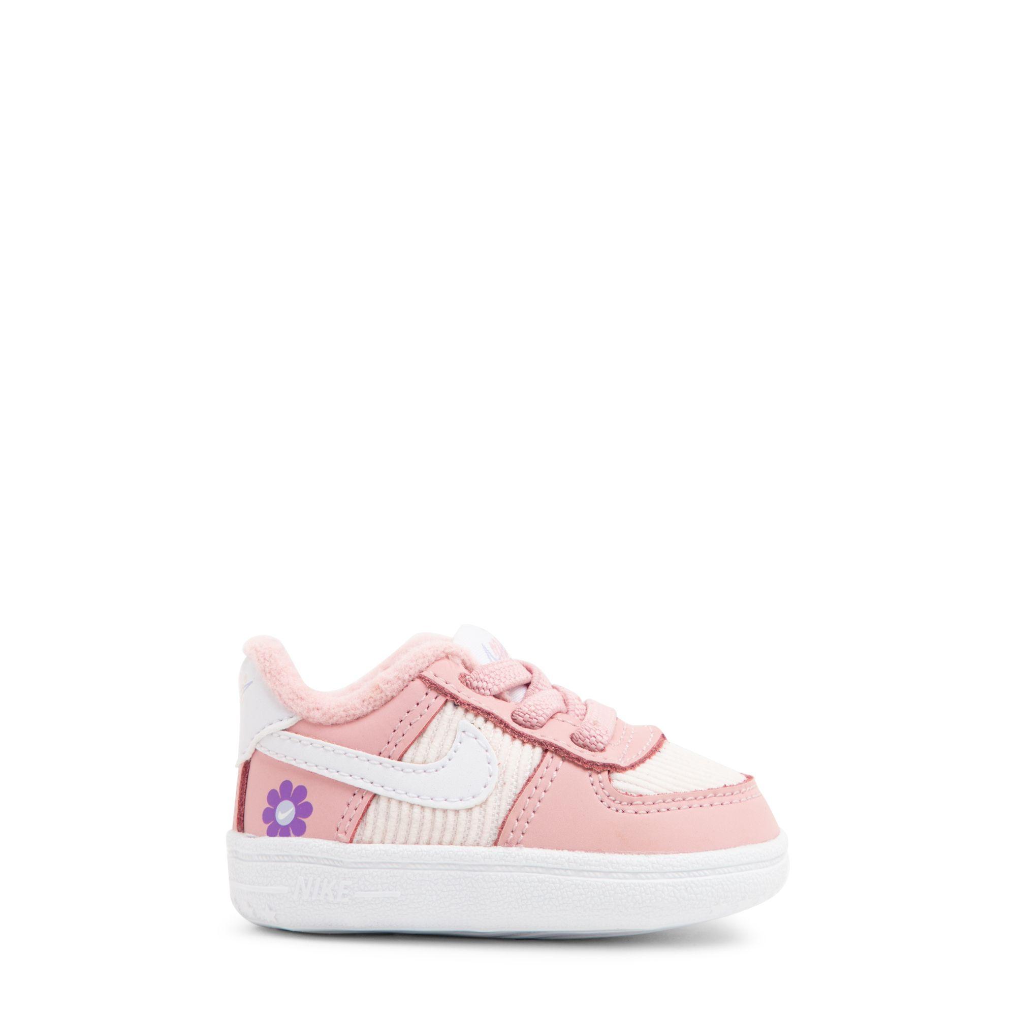Force 1 SE crib shoes