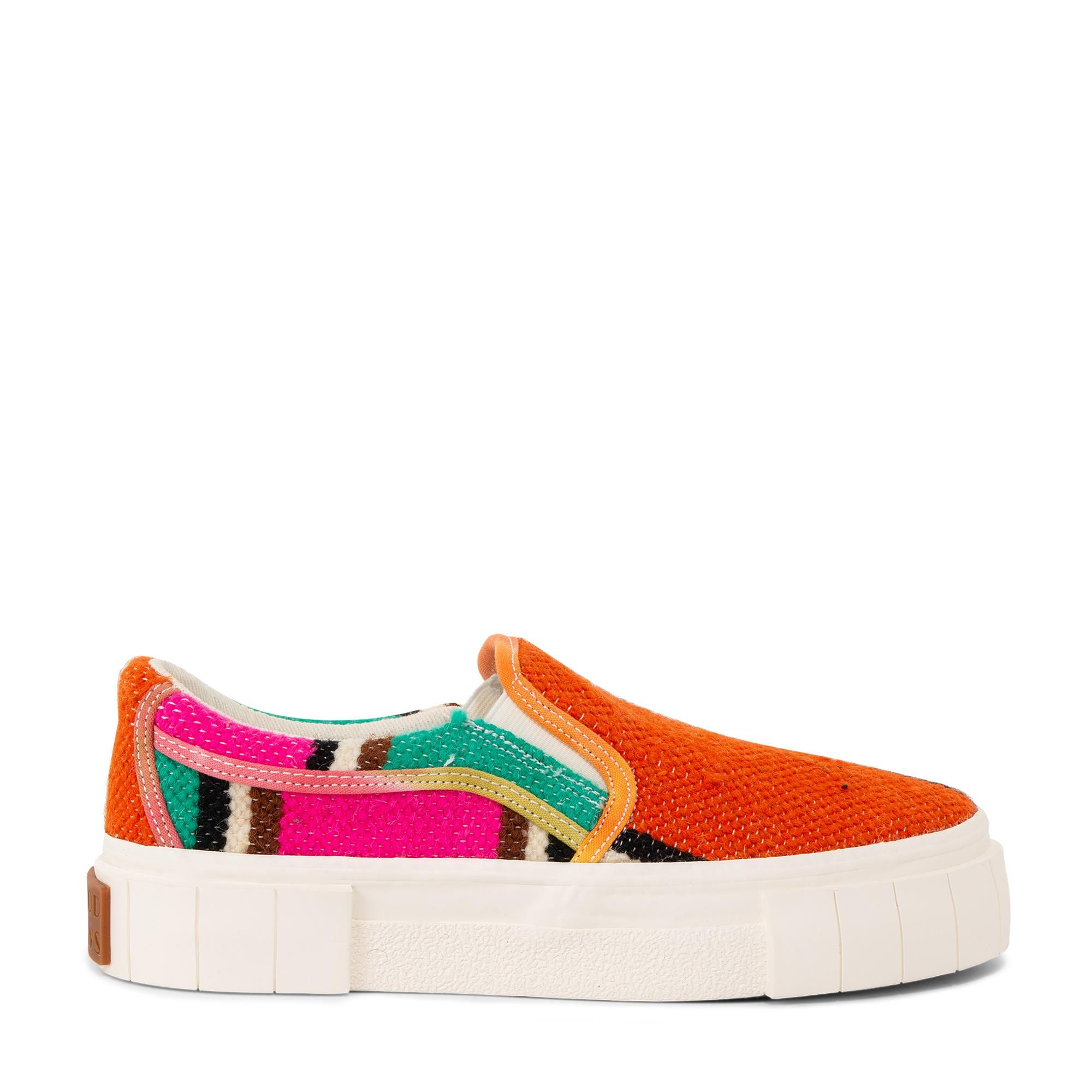 Yess Moroccan slip-on sneakers