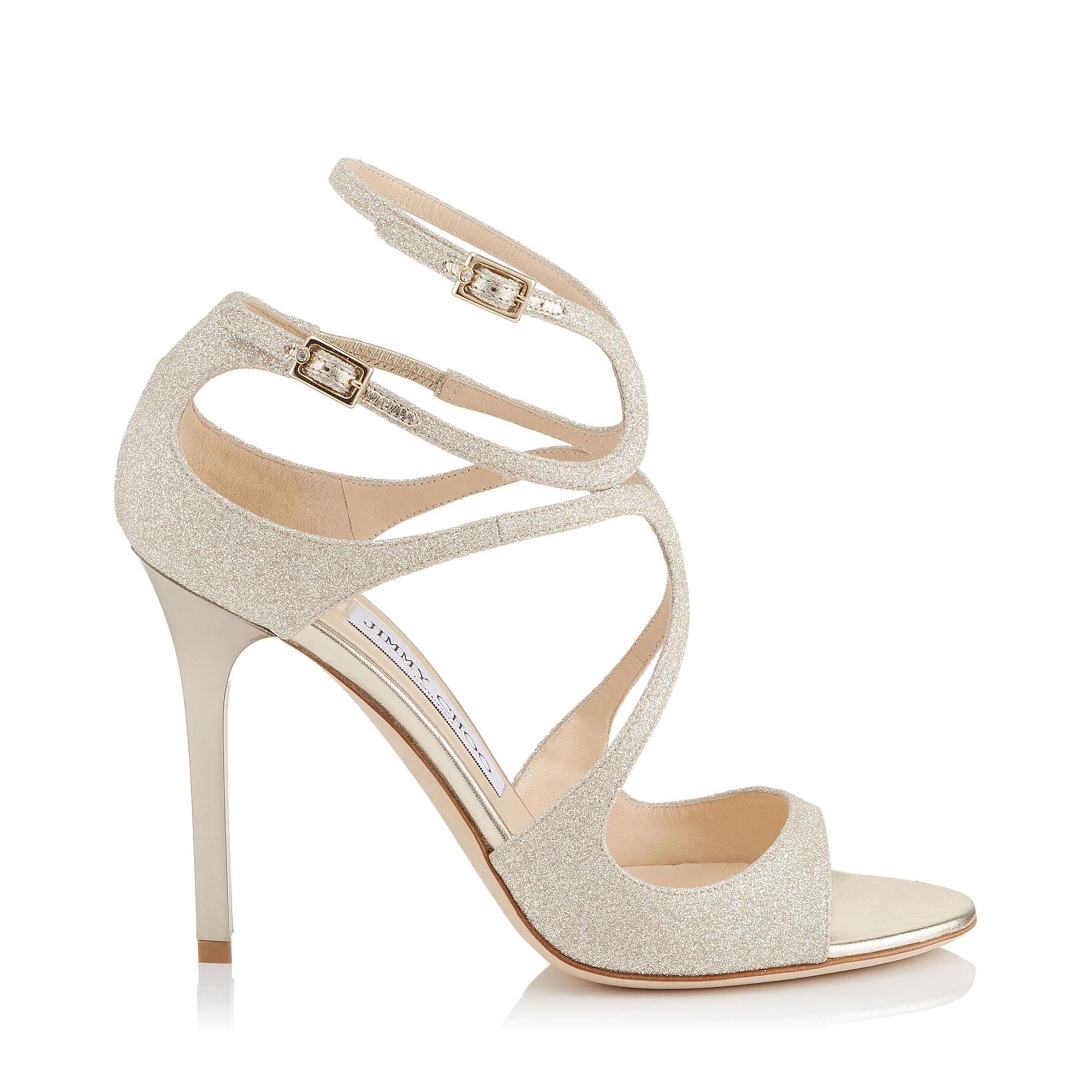 Lang 100 glitter sandals