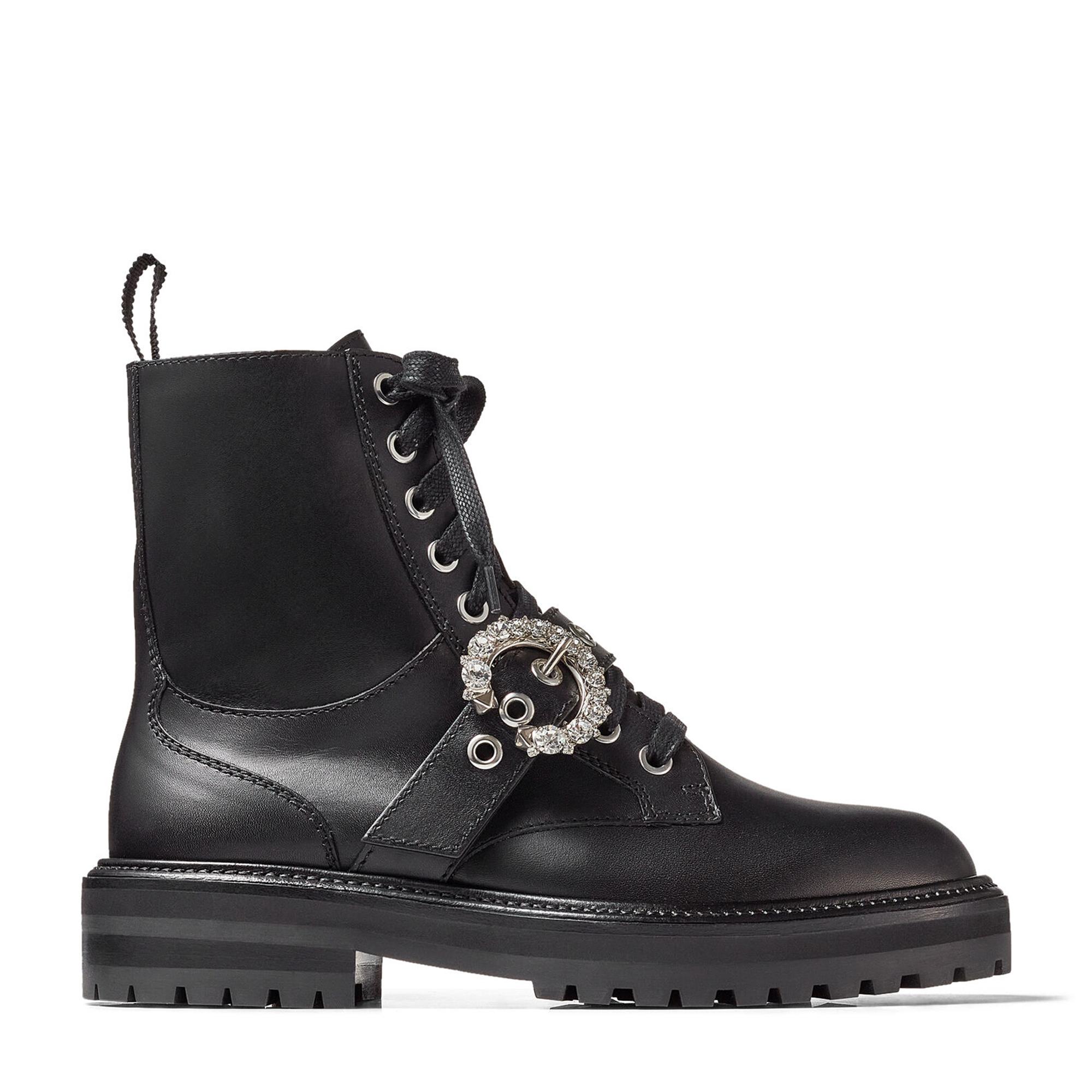 Cora combat boots