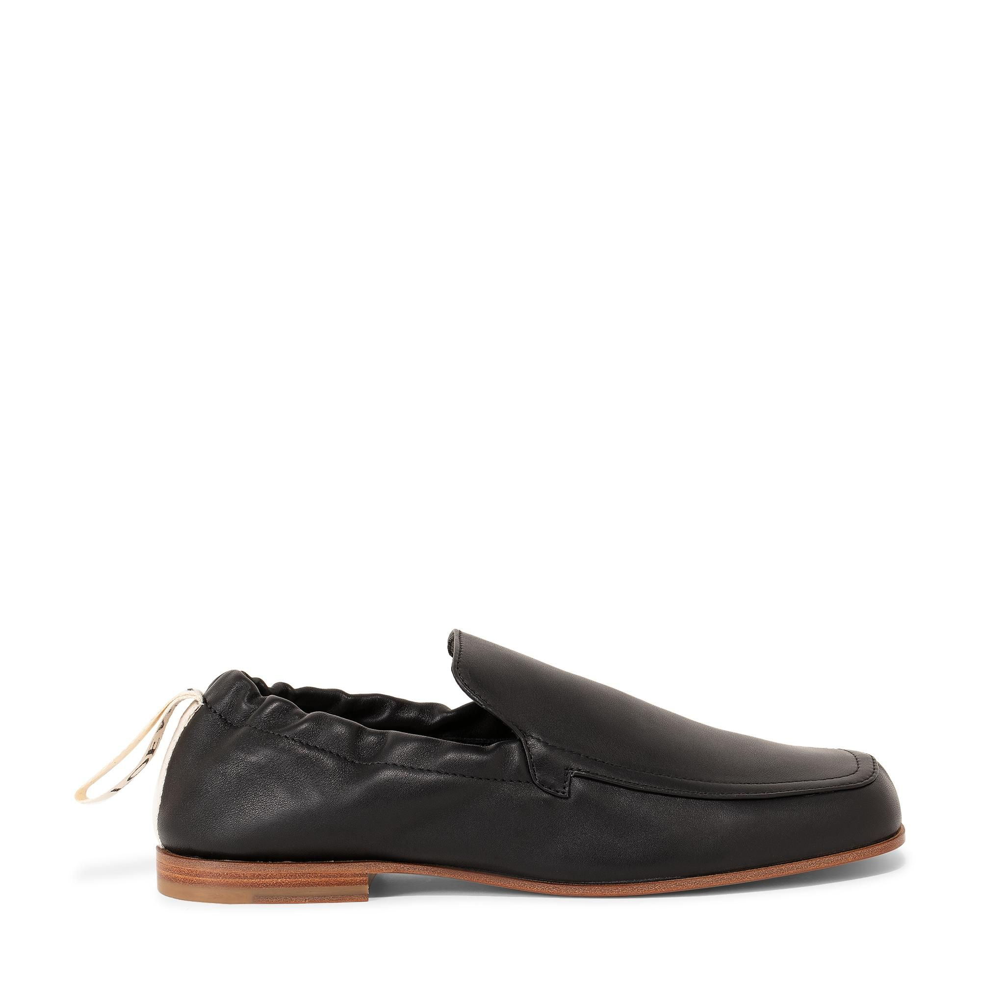 Elasticated loafers