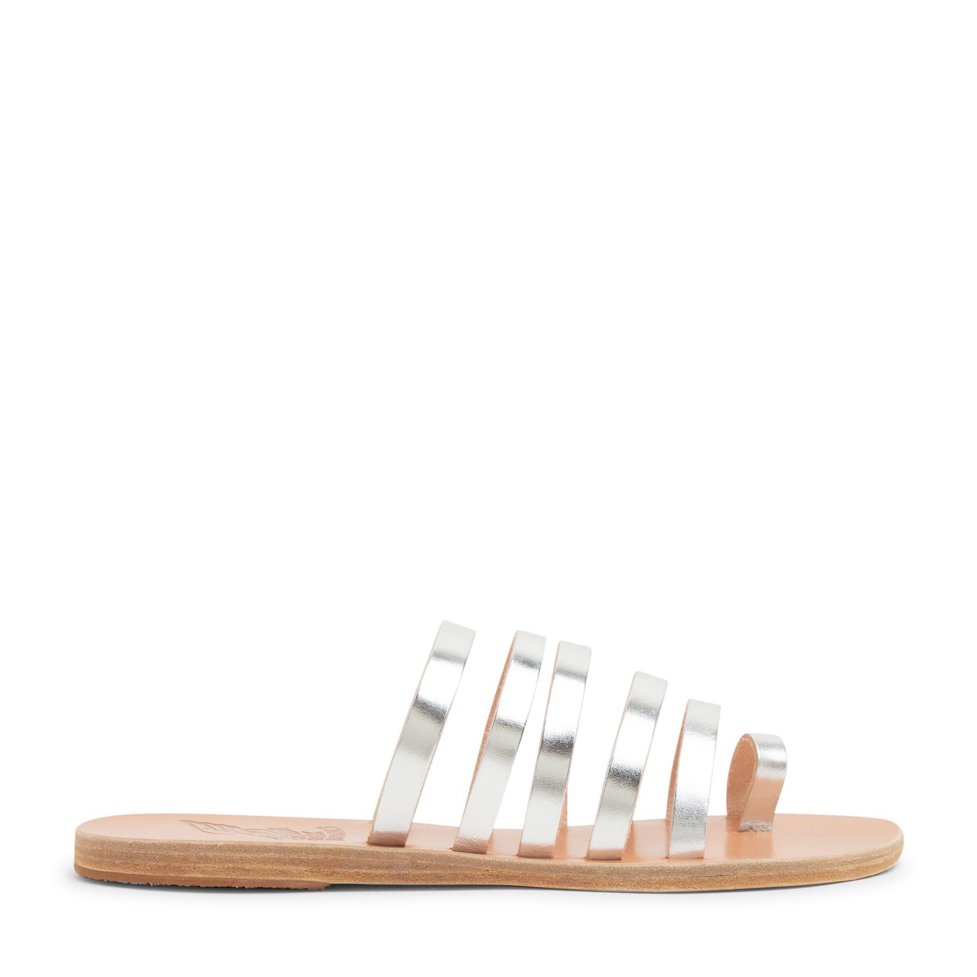 Niki leather sandals
