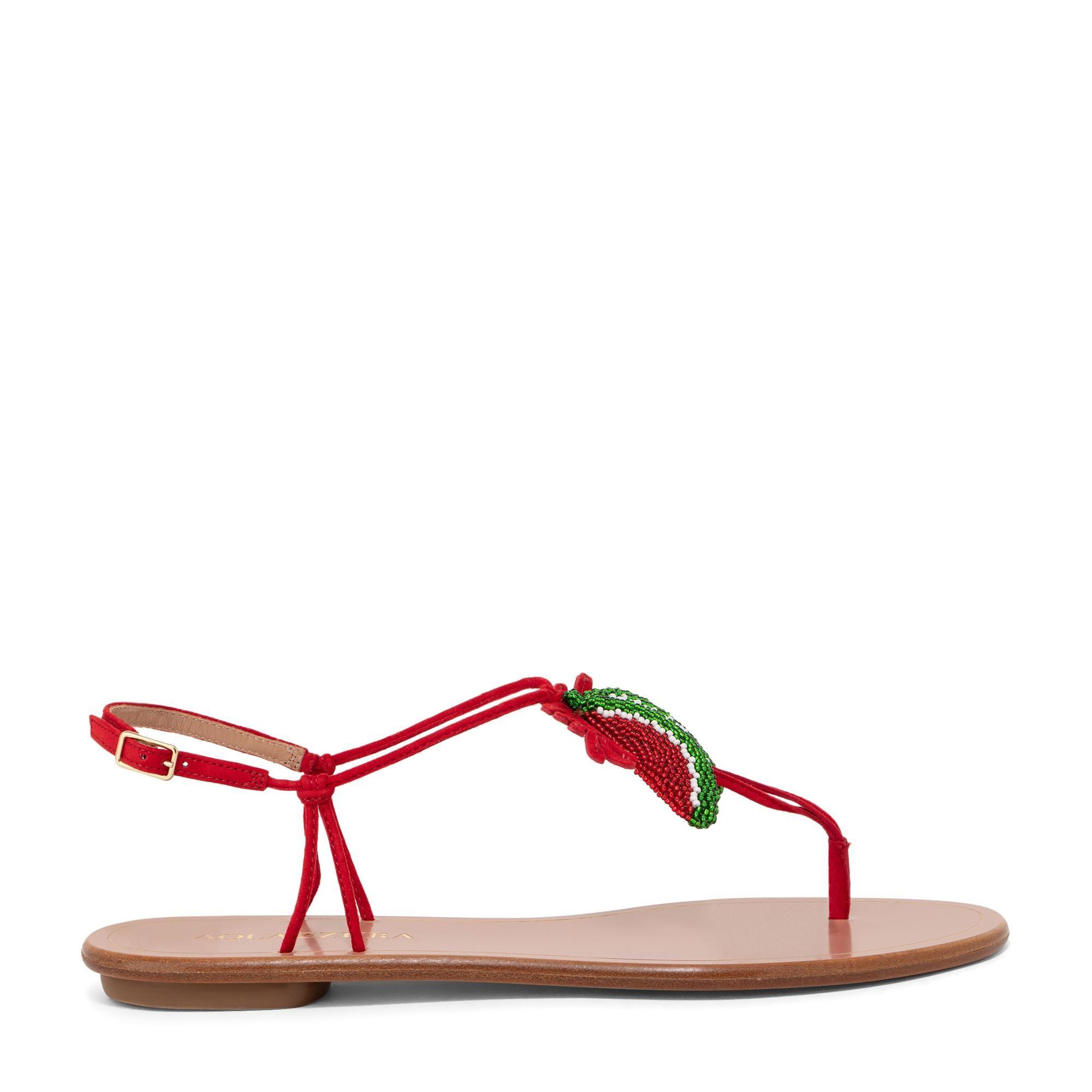 Patillita flat sandals