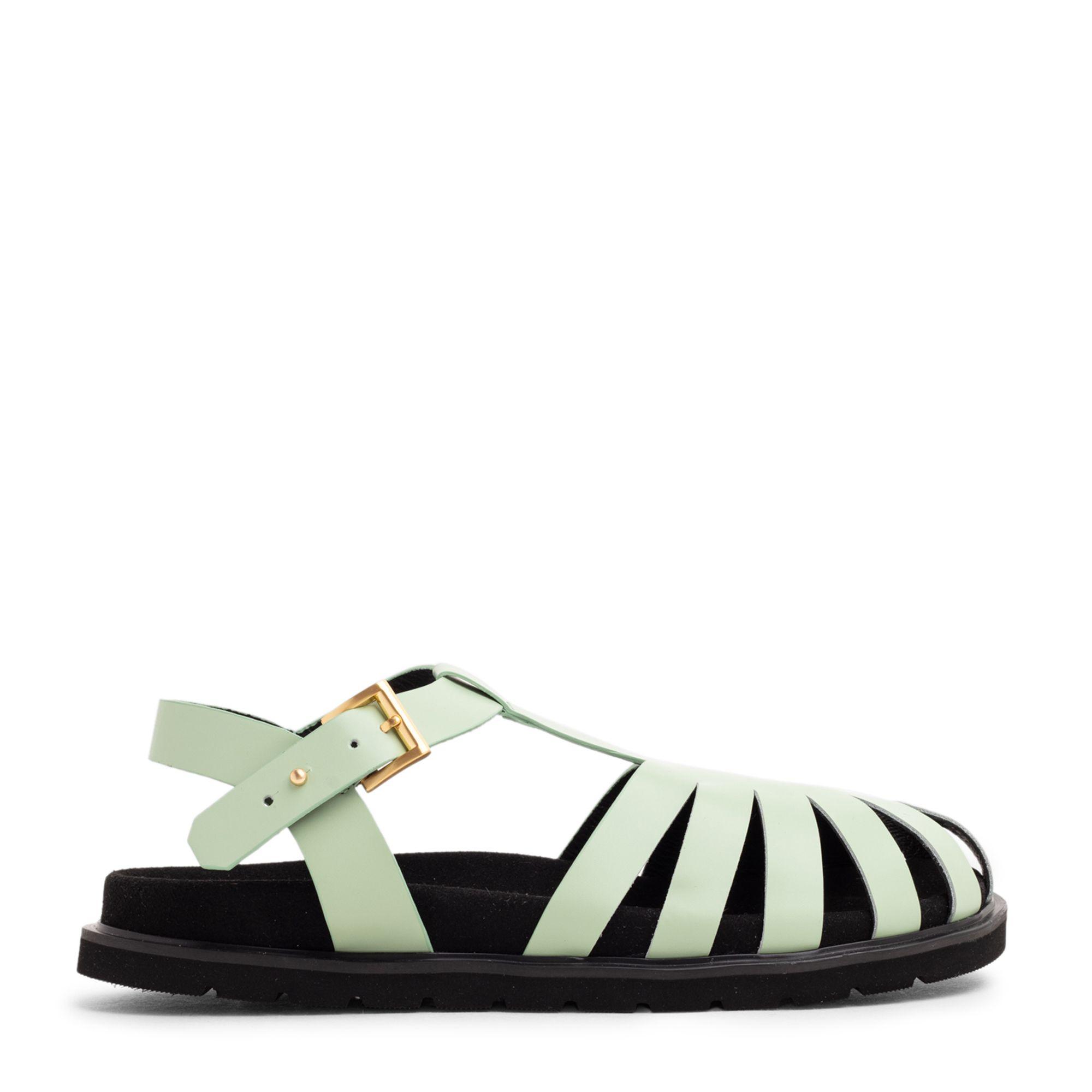 Asterisk sandals