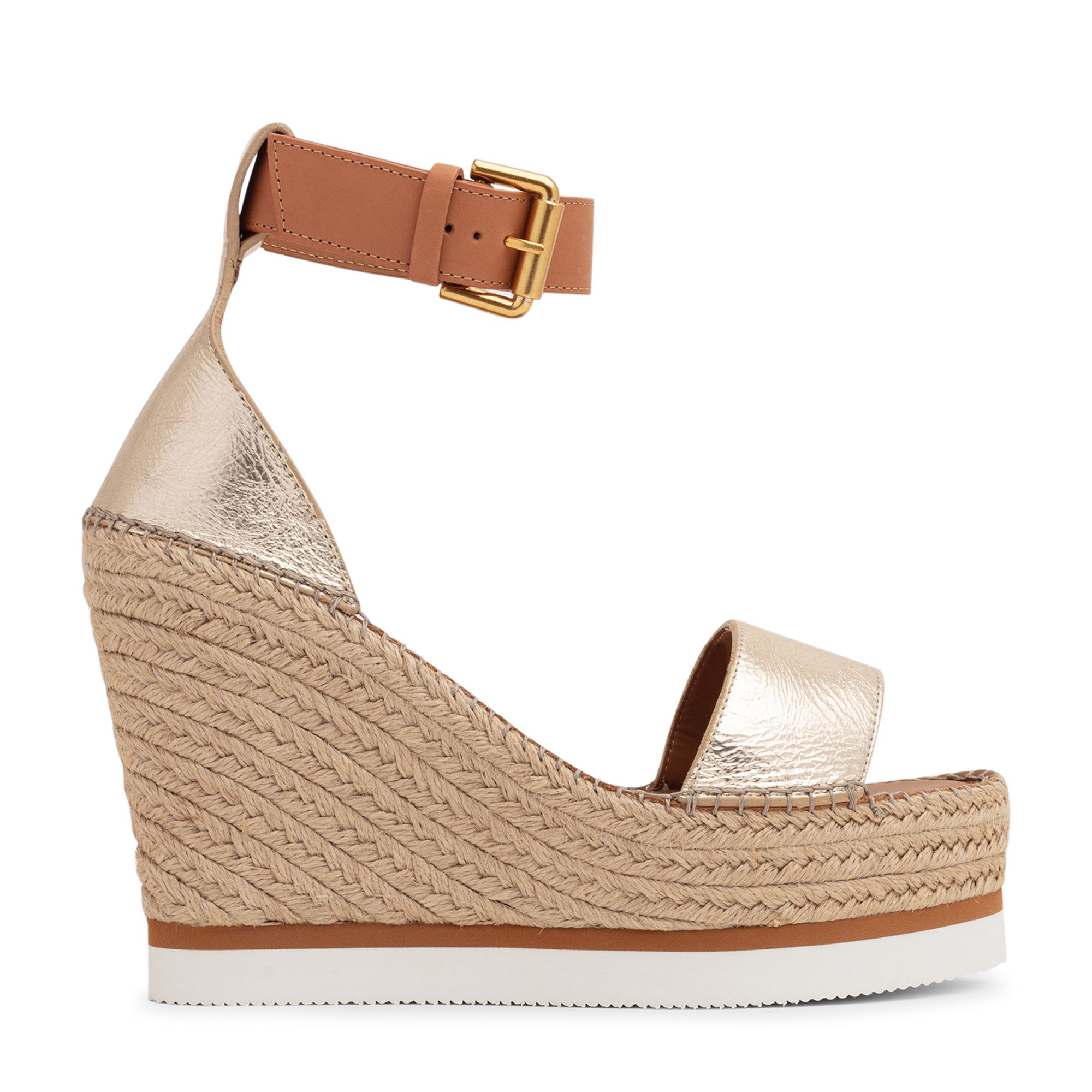 Glyn wedge espadrille sandals