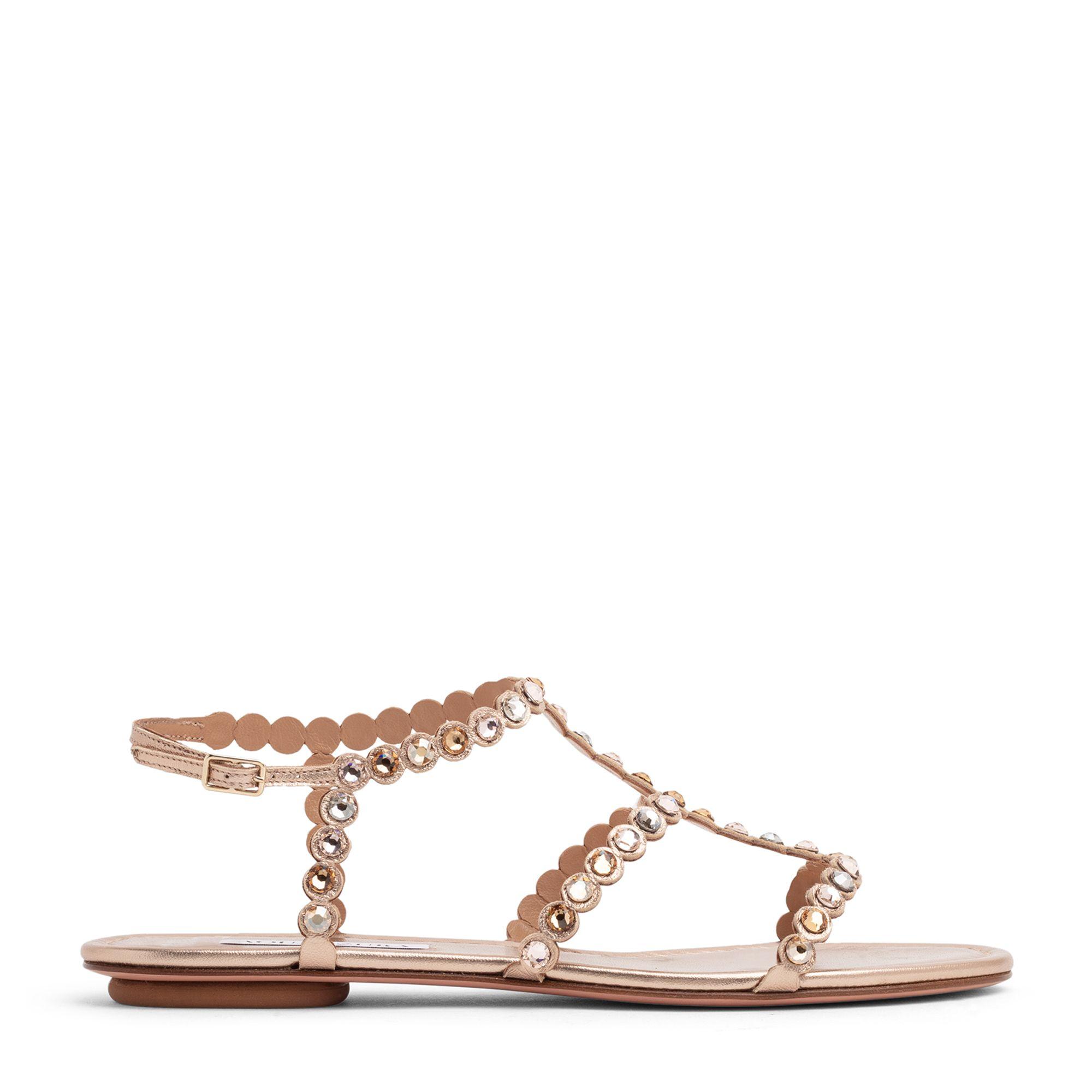 Tequila flat sandals