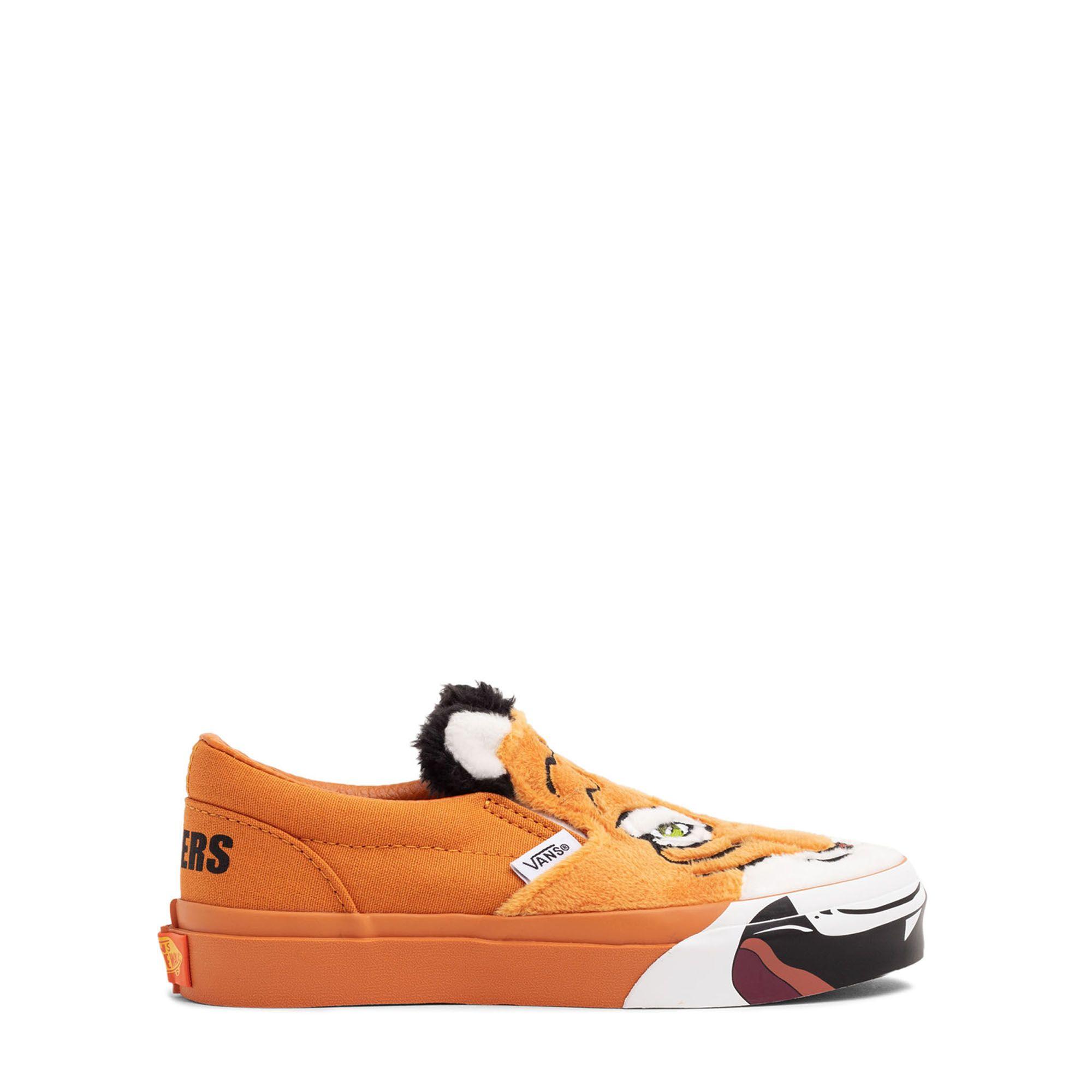 Wild Tiger slip-on sneakers