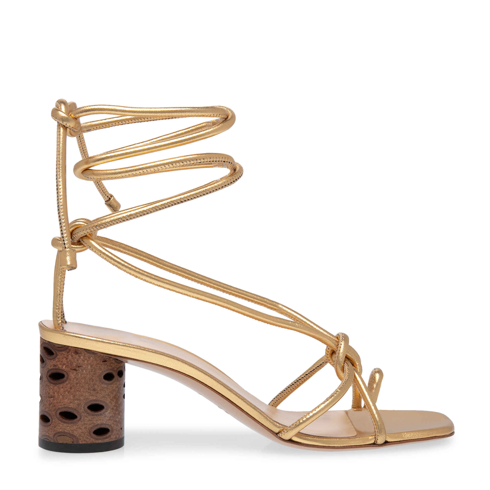 Bad Banksia Strappy sandals